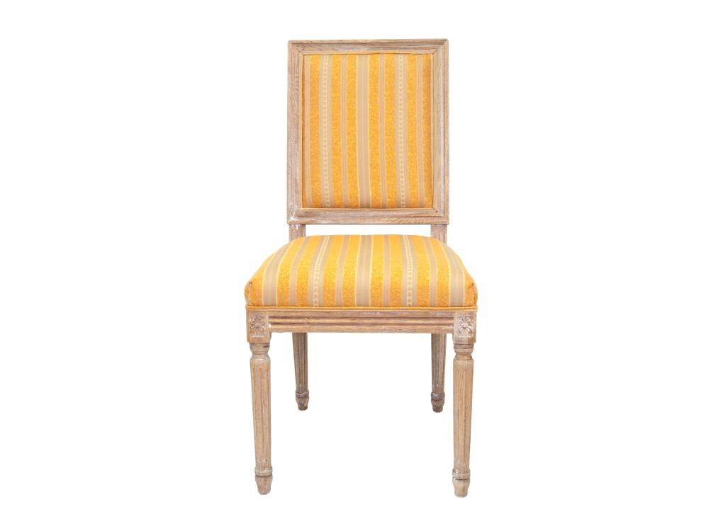 Стул LatonОбеденные стулья<br>Классический дизайн стула Laton подчеркивается эффектом состаренного дерева и точеными ножками сложной формы! Это яркий представитель классического стиля. В этом стуле соединились комфорт и лаконичность отделки.<br><br>Material: Дерево<br>Width см: 46<br>Depth см: 59<br>Height см: 95