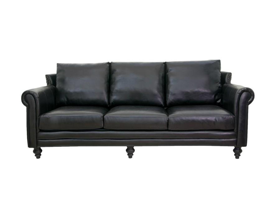 Диван TorenКожаные диваны<br>Элегантный, характерный и стильный диван из экокожи Toren станет отличным дополнением к современному интерьеру. Благодаря своему локаничному дизайну и цветовой гамме, подойдет к интерьерному решению в любой цветовой гамме.<br><br>Material: Кожа<br>Width см: 230<br>Depth см: 88<br>Height см: 92