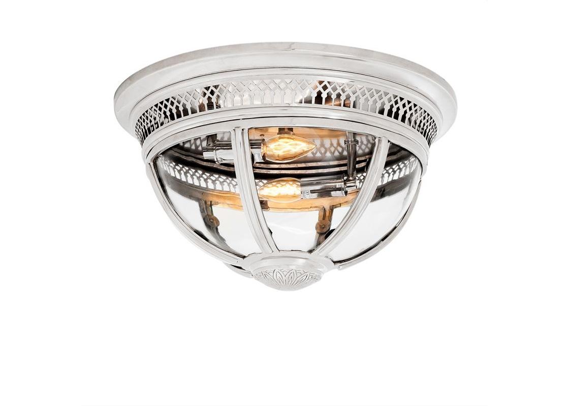 Потолочный светильникПотолочные светильники<br>&amp;lt;div&amp;gt;Потолочный светильник Residential на никелированной арматуре с патиной. Плафон выполнен из прозрачного стекла.&amp;lt;/div&amp;gt;&amp;lt;div&amp;gt;&amp;lt;br&amp;gt;&amp;lt;/div&amp;gt;&amp;lt;div&amp;gt;&amp;lt;br&amp;gt;&amp;lt;/div&amp;gt;&amp;lt;div&amp;gt;&amp;lt;br&amp;gt;&amp;lt;/div&amp;gt;&amp;lt;div&amp;gt;Количество лампочек: 2&amp;lt;/div&amp;gt;&amp;lt;div&amp;gt;Мощность: 2 x 40 Вт&amp;lt;/div&amp;gt;&amp;lt;div&amp;gt;&amp;lt;span style=&amp;quot;line-height: 1.78571;&amp;quot;&amp;gt;Тип лампы: Накаливания, E14&amp;lt;/span&amp;gt;&amp;lt;/div&amp;gt;<br><br>Material: Металл<br>Height см: 30<br>Diameter см: 45