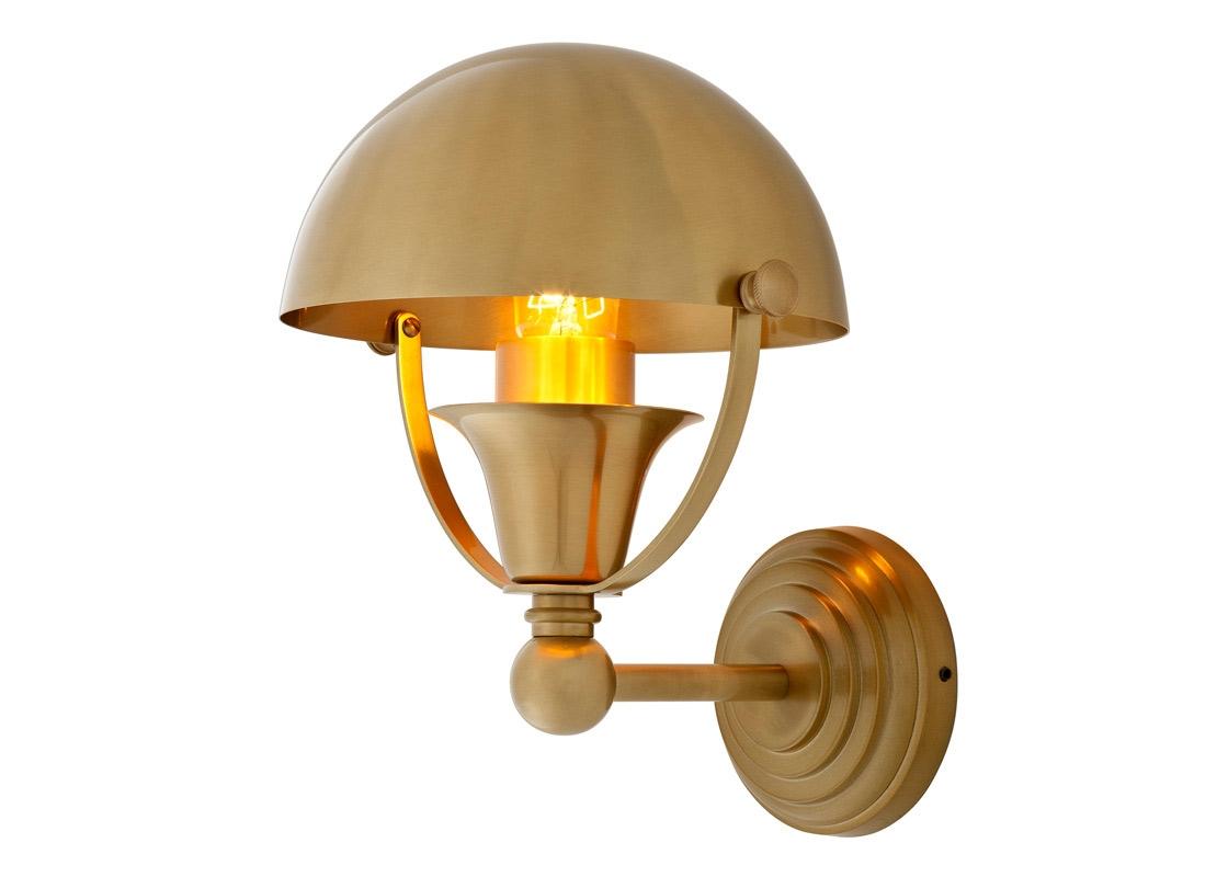 БраБра<br>&amp;lt;div&amp;gt;Бра Bancorp &amp;amp;nbsp;в современном стиле выполнено полностью из металла, с латунной отделкой. Светильник с полузакрытым металлическим плафоном в виде полусферы. Светильник стилизован под уличный фонарь .&amp;lt;/div&amp;gt;&amp;lt;div&amp;gt;Количество лампочек: 1&amp;lt;/div&amp;gt;&amp;lt;div&amp;gt;Мощность: 1 x 40 Вт&amp;lt;/div&amp;gt;&amp;lt;div&amp;gt;Тип лампы: Накаливания, E27&amp;lt;/div&amp;gt;<br><br>Material: Металл<br>Width см: 22<br>Depth см: 23<br>Height см: 25