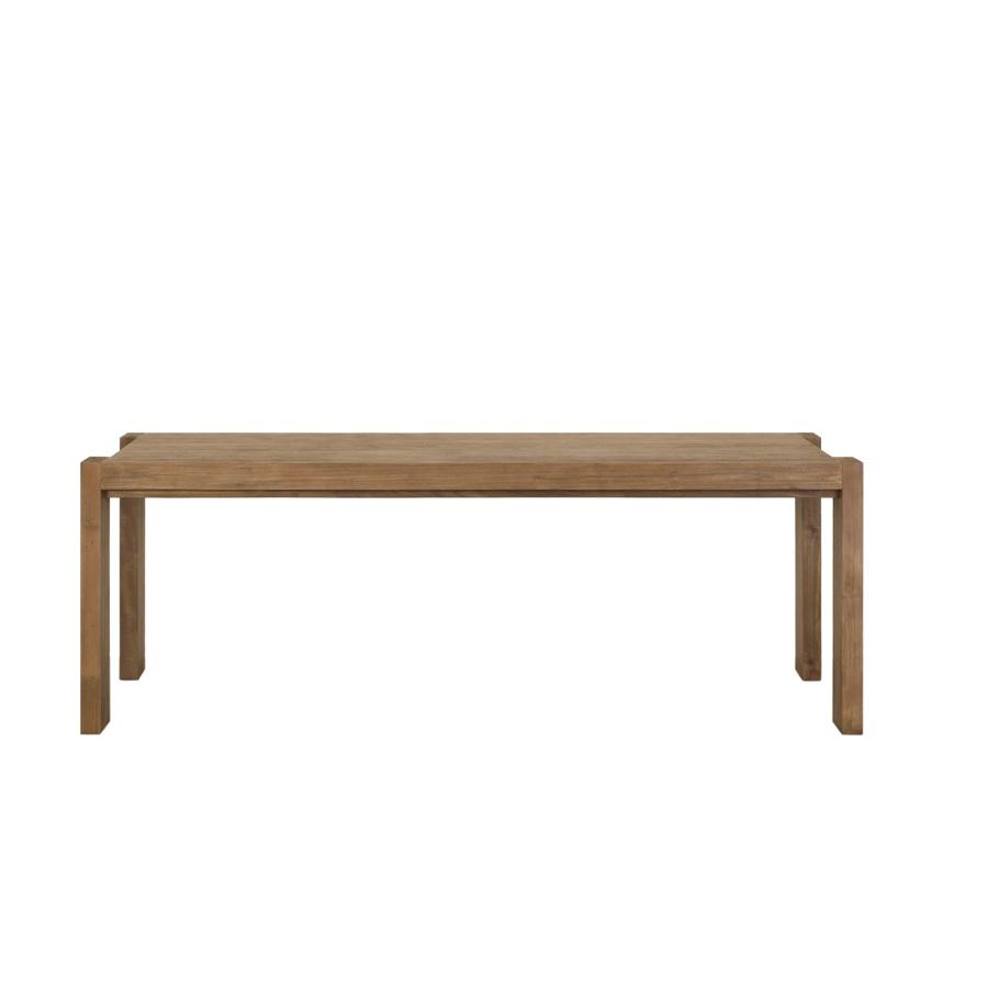Стол обеденный  LekkОбеденные столы<br><br><br>Material: Тик<br>Length см: None<br>Width см: 180<br>Depth см: 90<br>Height см: 78<br>Diameter см: None