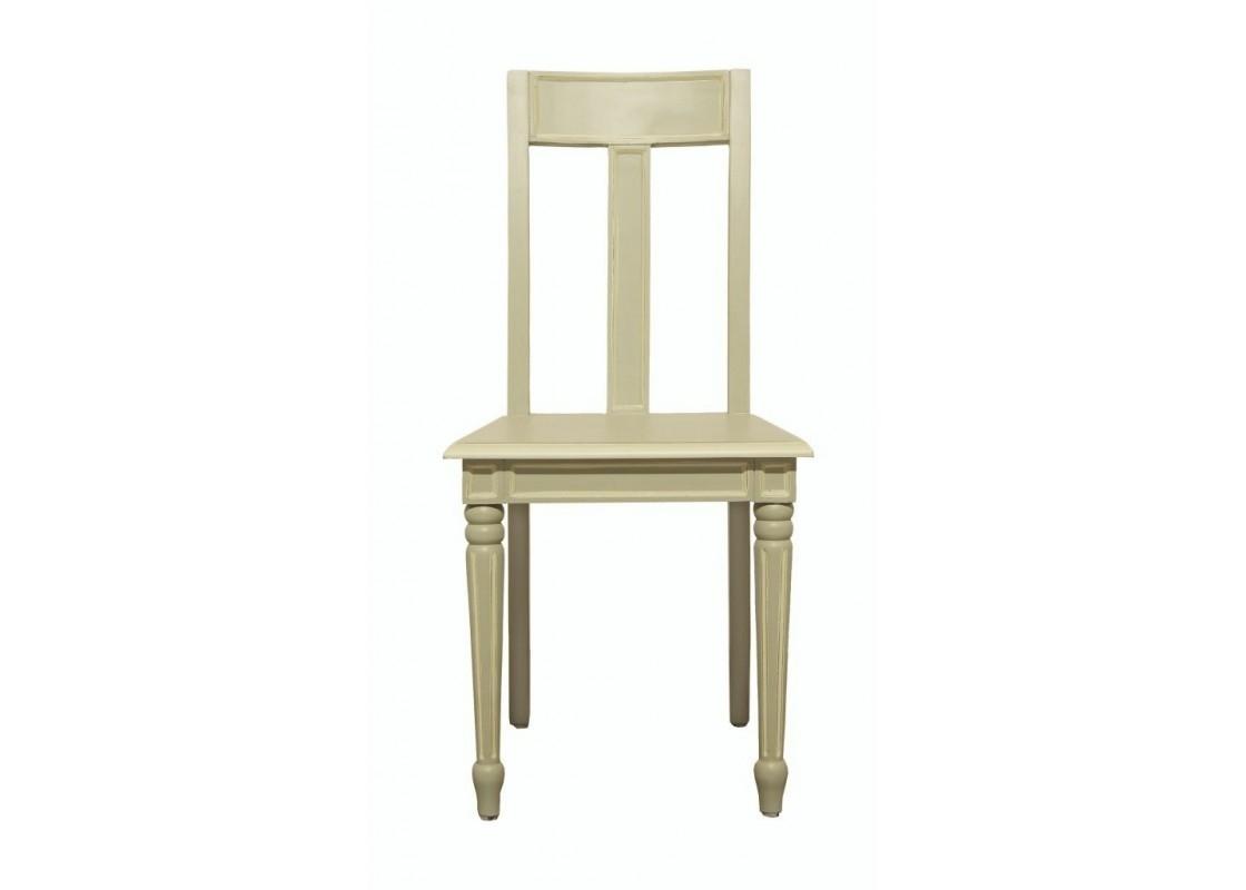 Стул Pearl StyleОбеденные стулья<br><br><br>Material: Тополь<br>Width см: 44<br>Depth см: 44<br>Height см: 95