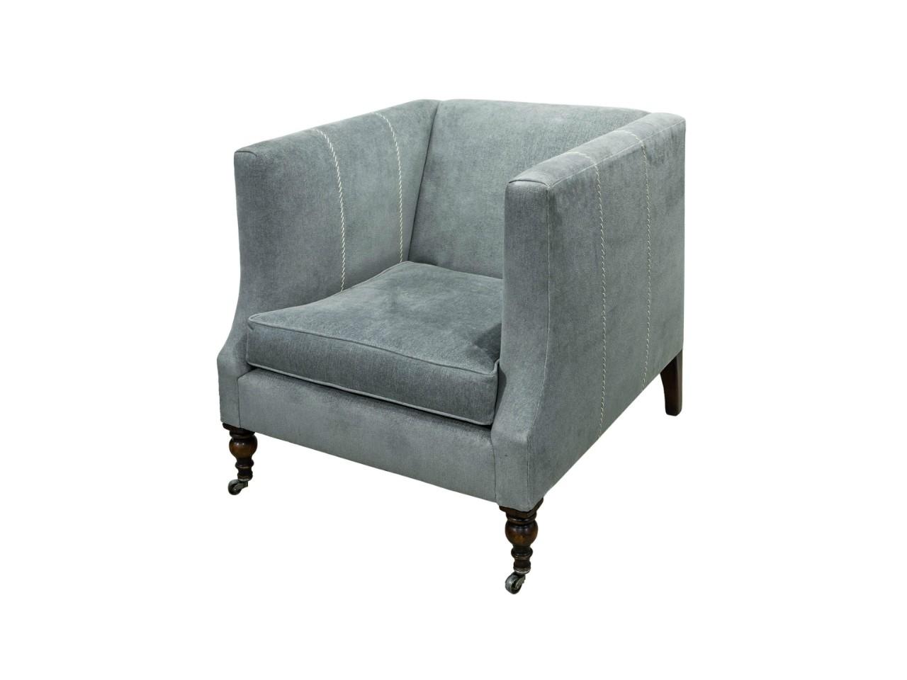 Кресло АрнольдИнтерьерные кресла<br>Стильная кубическая форма, высокие подлокотники и неповторимое ощущение комфорта &amp;amp;ndash; постоянные спутники этого кресла. Льняная отделка и натуральное дерево указывают на очевидность хорошего выбора, плюс высокое качество исполнения. Такое кресло подарит много приятных моментов и впишется в любой интерьер.<br><br>Material: Лен<br>Width см: 80<br>Depth см: 89<br>Height см: 81