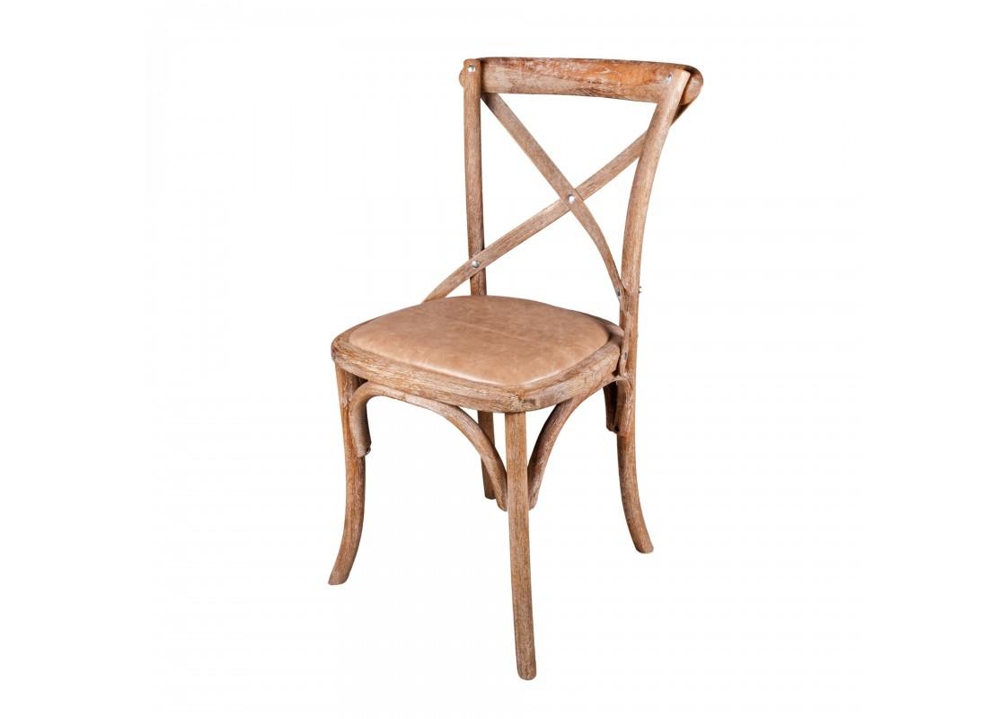 Стул Bali beigeОбеденные стулья<br><br><br>Material: Дерево<br>Width см: 50<br>Depth см: 53<br>Height см: 88