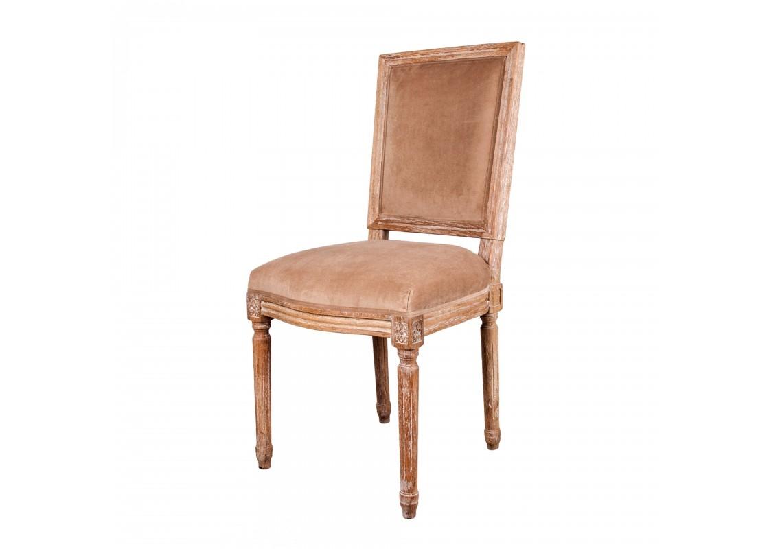 Стул Square beigeОбеденные стулья<br><br><br>Material: Дерево<br>Width см: 45<br>Depth см: 56<br>Height см: 97