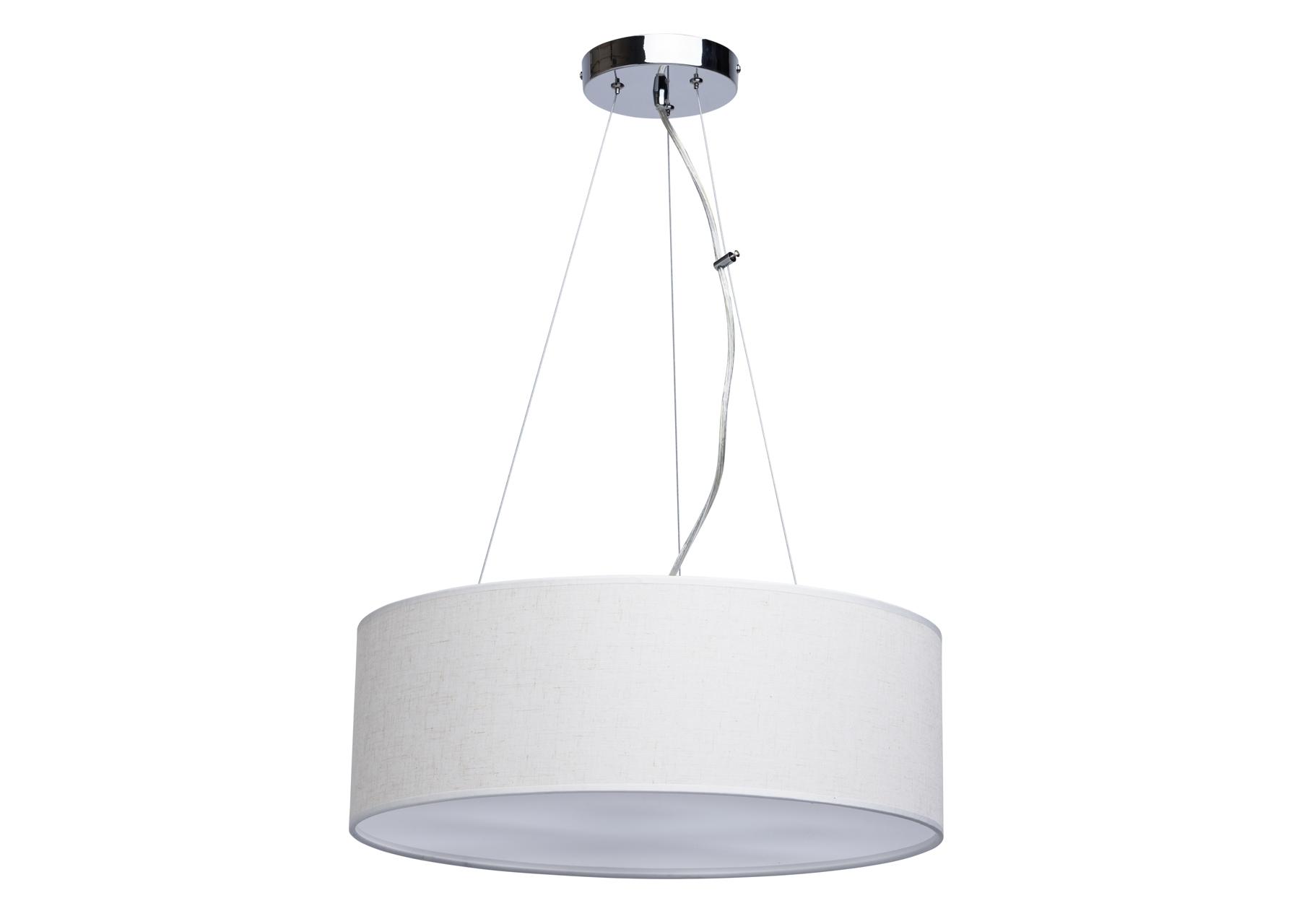 Подвесной светильник ДафнаПодвесные светильники<br>&amp;lt;div&amp;gt;Для тех, кто ценит лоск и лаконичность подвесная люстра из коллекции&amp;lt;/div&amp;gt;&amp;lt;div&amp;gt;«Дафна» — удачная находка. Тканевый абажур цилиндрической формы из&amp;lt;/div&amp;gt;&amp;lt;div&amp;gt;натурального льна гармонично сочетается с хромированным основанием&amp;lt;/div&amp;gt;&amp;lt;div&amp;gt;из металла. Источник света снизу закрыт пластиной из матово-белого&amp;lt;/div&amp;gt;&amp;lt;div&amp;gt;полупрозрачного акрила, благодаря чему свет мягко рассеивается,&amp;lt;/div&amp;gt;&amp;lt;div&amp;gt;создавая уютную и спокойную атмосферу. Светильник идеально&amp;lt;/div&amp;gt;&amp;lt;div&amp;gt;подходит для зонального освещения, а его минималистический&amp;lt;/div&amp;gt;&amp;lt;div&amp;gt;современный дизайн позволяет идеально смотреться в любой обстановке.&amp;lt;/div&amp;gt;&amp;lt;div&amp;gt;&amp;lt;br&amp;gt;&amp;lt;/div&amp;gt;&amp;lt;div&amp;gt;Площадь освещения порядка 12 кв.м.&amp;lt;/div&amp;gt;&amp;lt;div&amp;gt;Мощность/кол-во ламп: 6*40W E27 220 V&amp;amp;nbsp;&amp;lt;span style=&amp;quot;line-height: 1.78571;&amp;quot;&amp;gt;IP20&amp;lt;/span&amp;gt;&amp;lt;/div&amp;gt;&amp;lt;div&amp;gt;Сила светового потока: 2100 Лм (Люмен)&amp;lt;/div&amp;gt;&amp;lt;div&amp;gt;Цветовая температура: 2700K&amp;lt;/div&amp;gt;&amp;lt;div&amp;gt;Вес: 4,4 кг&amp;lt;/div&amp;gt;&amp;lt;div&amp;gt;Крепление к потолку: на планку&amp;lt;/div&amp;gt;&amp;lt;div&amp;gt;Арматура: металл гальванизированный в цвет хрома&amp;lt;/div&amp;gt;&amp;lt;div&amp;gt;Абажур из льна с внешней стороны и акрила с внутренней.&amp;lt;/div&amp;gt;<br><br>Material: Металл<br>Height см: 70<br>Diameter см: 50
