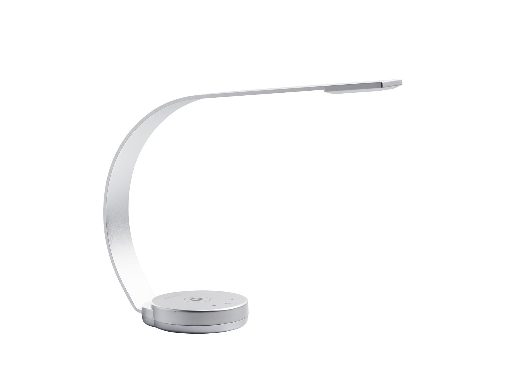 Настольная лампа РакурсНастольные лампы<br>&amp;lt;div&amp;gt;Настольная лампа из коллекции «Ракурс» - идеальное решение для деловых&amp;amp;nbsp;&amp;lt;span style=&amp;quot;line-height: 1.78571;&amp;quot;&amp;gt;персон, идущих в ногу со временем. Стильный современный дизайн подчеркнет&amp;amp;nbsp;&amp;lt;/span&amp;gt;&amp;lt;span style=&amp;quot;line-height: 1.78571;&amp;quot;&amp;gt;хороший вкус, а минимум деталей не будут отвлекать во время работы. Лампа&amp;amp;nbsp;&amp;lt;/span&amp;gt;&amp;lt;span style=&amp;quot;line-height: 1.78571;&amp;quot;&amp;gt;выполнена в 2-х трендовых цветах: белый и черный. Помимо удачных внешних&amp;amp;nbsp;&amp;lt;/span&amp;gt;&amp;lt;span style=&amp;quot;line-height: 1.78571;&amp;quot;&amp;gt;параметров, лампа оснащена системой touch control и диммером, что позволяет&amp;amp;nbsp;&amp;lt;/span&amp;gt;&amp;lt;span style=&amp;quot;line-height: 1.78571;&amp;quot;&amp;gt;включать лампу и менять яркость светового потока легким движением руки. Так&amp;amp;nbsp;&amp;lt;/span&amp;gt;&amp;lt;span style=&amp;quot;line-height: 1.78571;&amp;quot;&amp;gt;же у данной лампы есть USB-порт и возможно заряжать телефон, положив его на&amp;amp;nbsp;&amp;lt;/span&amp;gt;&amp;lt;span style=&amp;quot;line-height: 1.78571;&amp;quot;&amp;gt;основание лампы.&amp;lt;/span&amp;gt;&amp;lt;/div&amp;gt;&amp;lt;div&amp;gt;&amp;lt;br&amp;gt;&amp;lt;/div&amp;gt;&amp;lt;div&amp;gt;Рекомендуемая площадь освещения порядка 4 кв.м.&amp;lt;/div&amp;gt;&amp;lt;div&amp;gt;Мощность/кол-во ламп 1*8.5W COB 220 V IP20&amp;lt;/div&amp;gt;&amp;lt;div&amp;gt;Сила светового потока: 816 Лм (Люмен)&amp;lt;/div&amp;gt;&amp;lt;div&amp;gt;Габариты, см: Длина -42, Ширина – 13,&amp;lt;/div&amp;gt;&amp;lt;div&amp;gt;Диаметр -42.&amp;lt;/div&amp;gt;&amp;lt;div&amp;gt;Вес: 1,53 кг&amp;lt;/div&amp;gt;&amp;lt;div&amp;gt;Арматура: пластик и алюминий.&amp;lt;/div&amp;gt;<br><br>Material: Пластик<br>Length см: None<br>Width см: 12<br>Height см: 32<br>Diameter см: 42