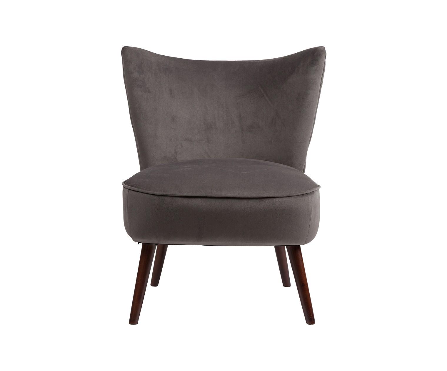 Кресло Vermont ChairПолукресла<br><br><br>Material: Текстиль<br>Width см: 62<br>Depth см: 68<br>Height см: 75,5