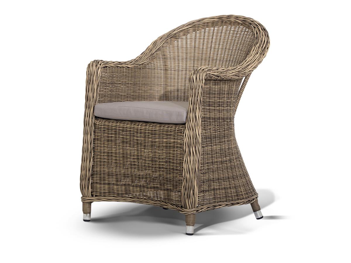 Кресло РавеннаКресла и стулья для дачного дома<br><br><br>Material: Ротанг<br>Width см: 62<br>Depth см: 77<br>Height см: 86