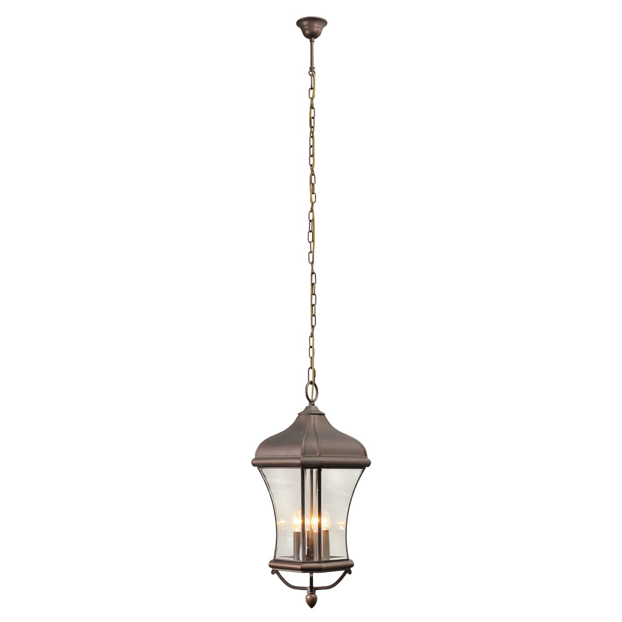 Уличный светильник ШатоУличные подвесные и потолочные светильники<br>&amp;lt;div&amp;gt;Плавные линии изогнутого контура уличного светильника из коллекции Шато подчеркивают романтичность стиля европейских улочек. Изящное металлическое основание кофейного цвета с &amp;amp;nbsp;искусно состаренной фактурной поверхностью, &amp;amp;nbsp;изогнутая форма стёкол &amp;amp;nbsp;с закалённым краем составляют оригинальный дизайн экстерьерного светильника из коллекции Шато.&amp;lt;/div&amp;gt;&amp;lt;div&amp;gt;Металлическое основание &amp;amp;nbsp;цвета кофе с эффектом старения,&amp;amp;nbsp;&amp;lt;/div&amp;gt;&amp;lt;div&amp;gt;искусственный каучук,&amp;lt;/div&amp;gt;&amp;lt;div&amp;gt;&amp;amp;nbsp;плафоны из стекла.&amp;lt;/div&amp;gt;&amp;lt;div&amp;gt;&amp;lt;br&amp;gt;&amp;lt;/div&amp;gt;&amp;lt;div&amp;gt;Мощность 4*40W&amp;amp;nbsp;&amp;lt;/div&amp;gt;&amp;lt;div&amp;gt;&amp;lt;span style=&amp;quot;line-height: 24.9999px;&amp;quot;&amp;gt;Цоколь&amp;amp;nbsp;&amp;lt;/span&amp;gt;&amp;lt;span style=&amp;quot;line-height: 1.78571;&amp;quot;&amp;gt;E14&amp;lt;/span&amp;gt;&amp;lt;/div&amp;gt;<br><br>Material: Металл<br>Высота см: 160