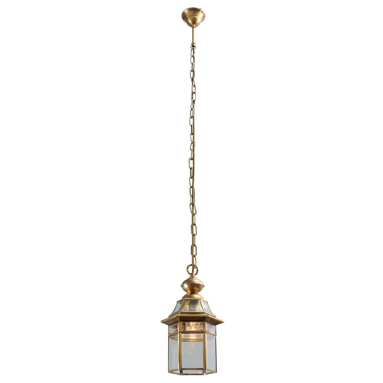 Уличный светильник МидосУличные подвесные и потолочные светильники<br>&amp;lt;div&amp;gt;Воплощение стильной идеи освещения в качественном и роскошном обрамлении! Коллекция Мидос достойна особого внимания благодаря латуни, из которой изготовлены основания ярко сияющих светильников. Кристально прозрачное стекло в плафонах имеет фигурное обрамление, которое эффектно бликует на свету. Светильники из коллекции Мидос довершат стильный экстерьер частного дома и расставят &amp;amp;nbsp;акценты в окружающей ландшафтной обстановке.&amp;lt;/div&amp;gt;&amp;lt;div&amp;gt;Основание из латуни, плафоны из стекла.&amp;lt;/div&amp;gt;&amp;lt;div&amp;gt;&amp;lt;br&amp;gt;&amp;lt;/div&amp;gt;&amp;lt;div&amp;gt;Мощность 1*60W&amp;lt;/div&amp;gt;&amp;lt;div&amp;gt;Цоколь E27&amp;lt;/div&amp;gt;&amp;lt;div&amp;gt;&amp;lt;br&amp;gt;&amp;lt;/div&amp;gt;<br><br>Material: Латунь<br>Height см: 108<br>Diameter см: 17