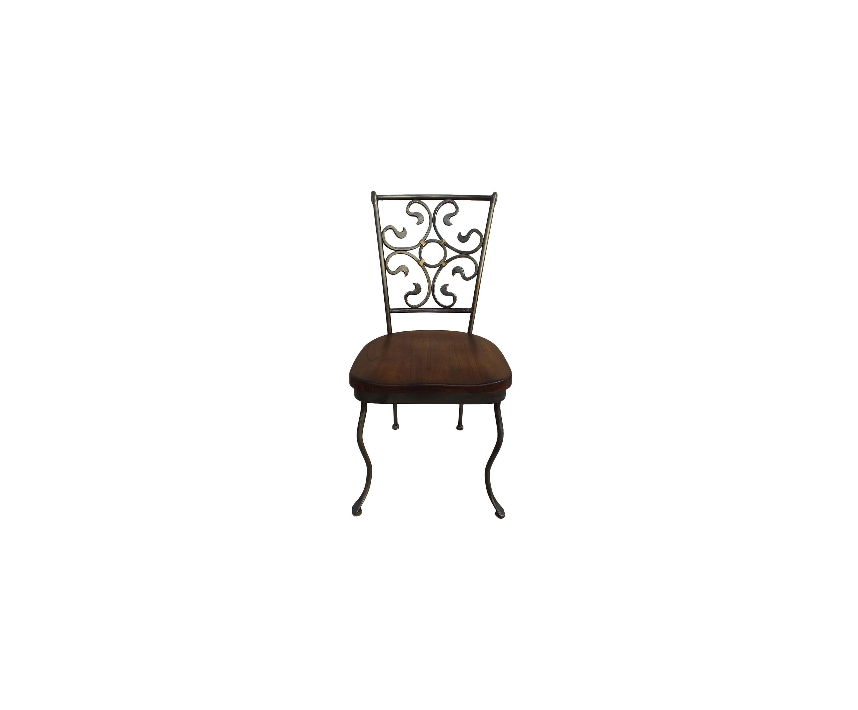 СтулОбеденные стулья<br>Товар поставляется в  собранном виде<br><br>Material: Металл<br>Length см: None<br>Width см: 60<br>Depth см: 60<br>Height см: 78