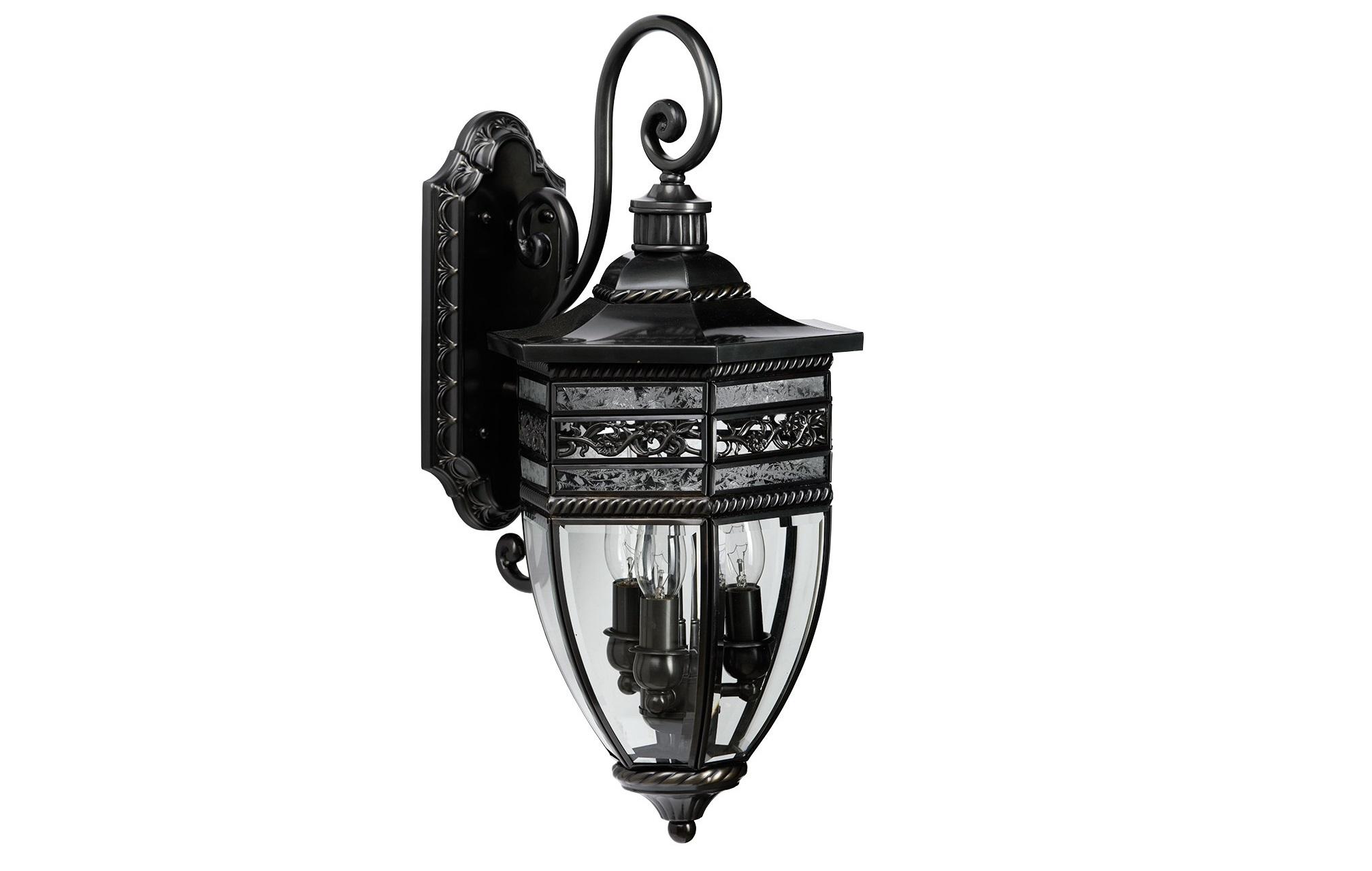 Уличный светильник КорсоУличные настенные светильники<br>&amp;lt;div&amp;gt;Эффектные светильники из коллекции Корсо с высокой IP-защитой можно использовать как в интерьерах, так и на открытом воздухе. Такой светильник отлично впишется в убранство загородного дома и &amp;amp;nbsp;прилегающей территории. Надёжный корпус сделан из чернёной латуни, оформлен декором с растительным орнаментом, защищен закаленным стеклом . Рекомендуемая площадь зоны освещения светильника Корсо составляет &amp;amp;nbsp;до 9 кв.м.&amp;lt;/div&amp;gt;&amp;lt;div&amp;gt;Основание из черной латуни, стеклянный плафон, декоративные элементы из латуни.&amp;lt;/div&amp;gt;&amp;lt;div&amp;gt;&amp;lt;br&amp;gt;&amp;lt;/div&amp;gt;&amp;lt;div&amp;gt;Мощность 3*60W&amp;lt;/div&amp;gt;&amp;lt;div&amp;gt;Цоколь &amp;amp;nbsp;E14&amp;lt;/div&amp;gt;&amp;lt;div&amp;gt;&amp;lt;span style=&amp;quot;line-height: 1.78571;&amp;quot;&amp;gt;Степень защиты светильников от<br>пыли и влаги&amp;lt;/span&amp;gt;&amp;lt;span style=&amp;quot;line-height: 1.78571;&amp;quot;&amp;gt;&amp;amp;nbsp;IP44&amp;lt;/span&amp;gt;&amp;lt;/div&amp;gt;<br><br>Material: Латунь<br>Length см: None<br>Width см: 27<br>Depth см: 30<br>Height см: 58
