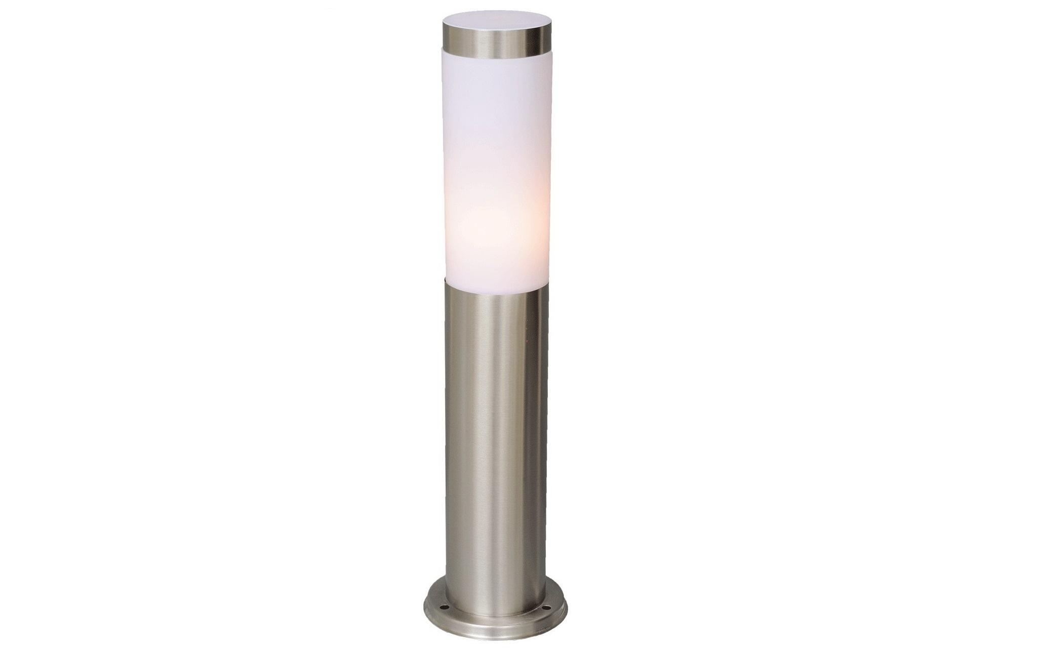 Уличный светильник ПлутонУличные наземные светильники<br>Основание &amp;nbsp;из стали, плафоны из матового акрила.Мощность 1*40WЦоколь &amp;nbsp;E27Рабочее напряжение 220 V&amp;nbsp;Степень защиты светильников от пыли и влаги IP 44<br><br>kit: None<br>gender: None