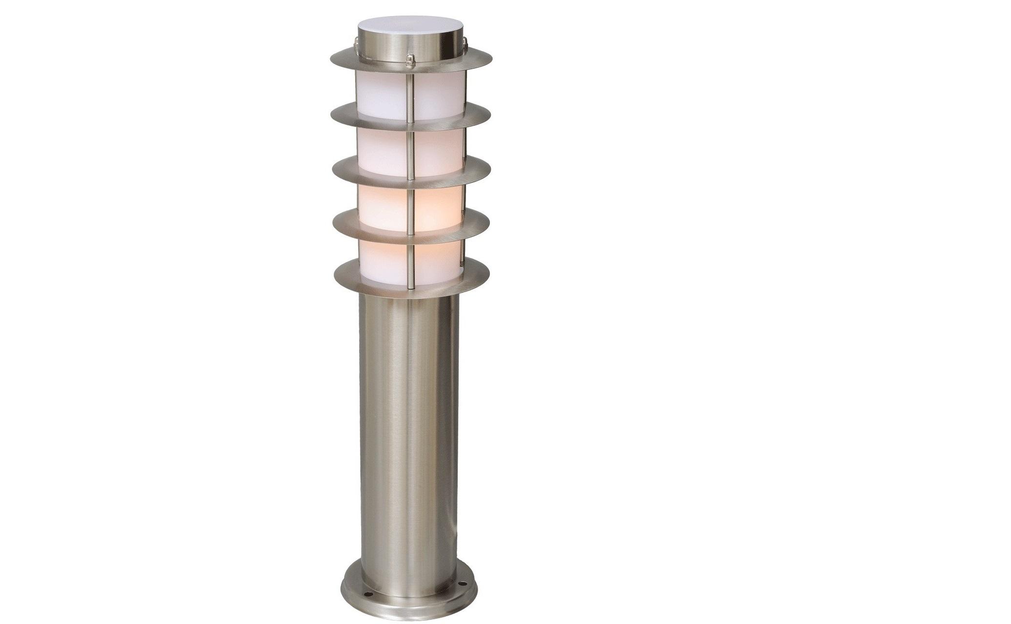 Уличный светильник ПлутонУличные наземные светильники<br>&amp;lt;div&amp;gt;Основание &amp;amp;nbsp;из стали, плафоны из матового акрила.&amp;lt;/div&amp;gt;&amp;lt;div&amp;gt;&amp;lt;br&amp;gt;&amp;lt;/div&amp;gt;&amp;lt;div&amp;gt;Мощность 1*40W&amp;lt;/div&amp;gt;&amp;lt;div&amp;gt;Цоколь E27&amp;lt;/div&amp;gt;&amp;lt;div&amp;gt;Рабочее напряжение &amp;amp;nbsp;220 V&amp;amp;nbsp;&amp;lt;/div&amp;gt;&amp;lt;div&amp;gt;Степень защиты светильников от пыли и влаги IP 44&amp;lt;/div&amp;gt;<br><br>Material: Сталь<br>Height см: 45<br>Diameter см: 11