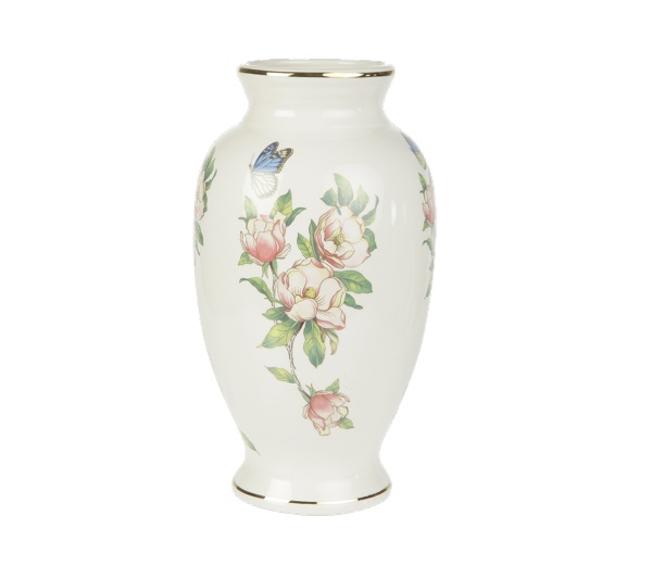 Ваза БабочкиКашпо и вазы для сада<br><br><br>Material: Керамика<br>Length см: None<br>Width см: None<br>Height см: 32<br>Diameter см: 17