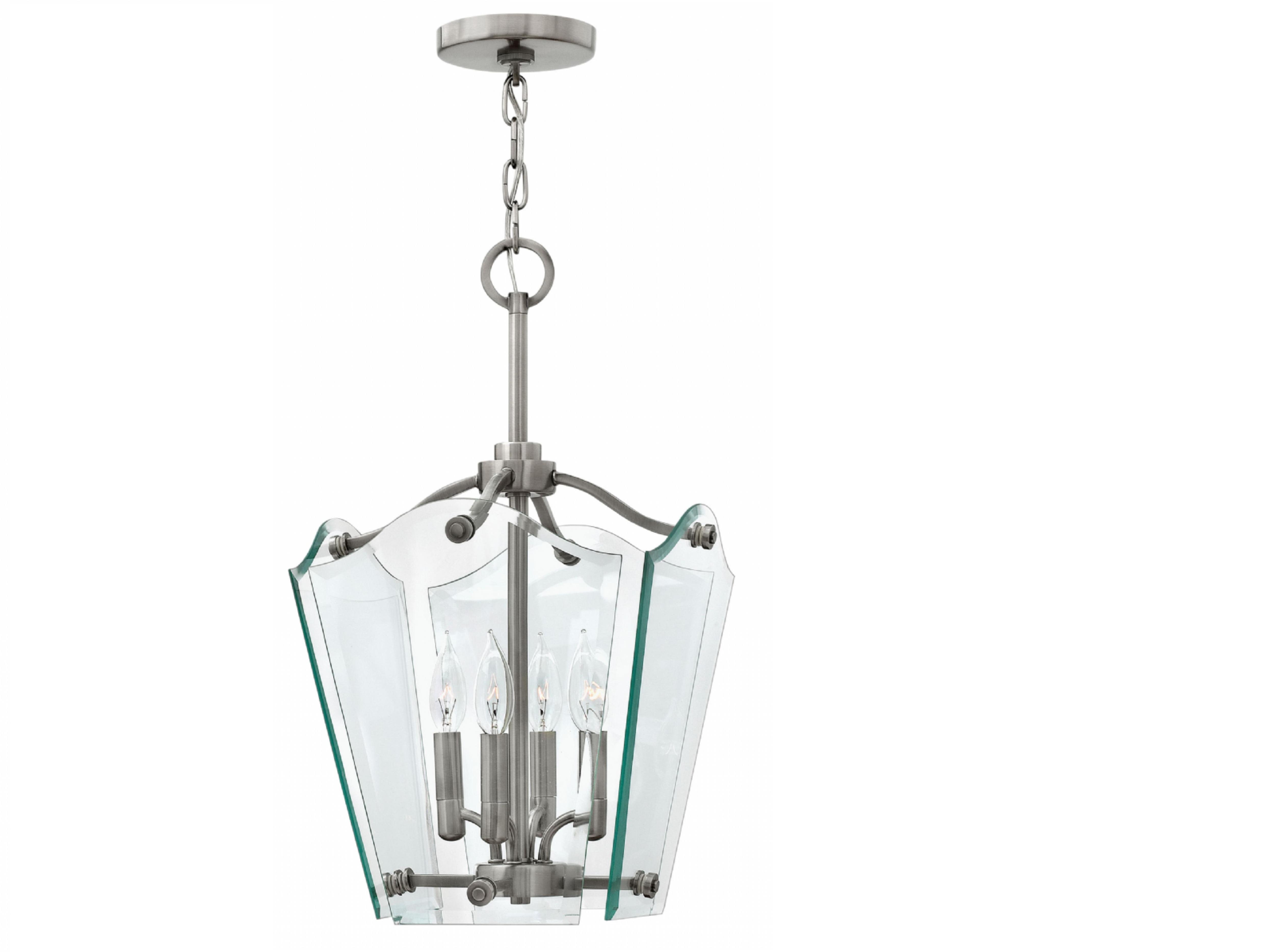 Подвесной светильник Hinkely LightingПодвесные светильники<br>Цоколь: E14,&amp;amp;nbsp;&amp;lt;div&amp;gt;Мощность: 60,&amp;amp;nbsp;&amp;lt;/div&amp;gt;&amp;lt;div&amp;gt;Количество ламп: 4,&amp;amp;nbsp;&amp;lt;/div&amp;gt;&amp;lt;div&amp;gt;Цвет: античный полированный никель.&amp;lt;/div&amp;gt;<br><br>Material: Металл<br>Ширина см: 30<br>Высота см: 61<br>Глубина см: 54