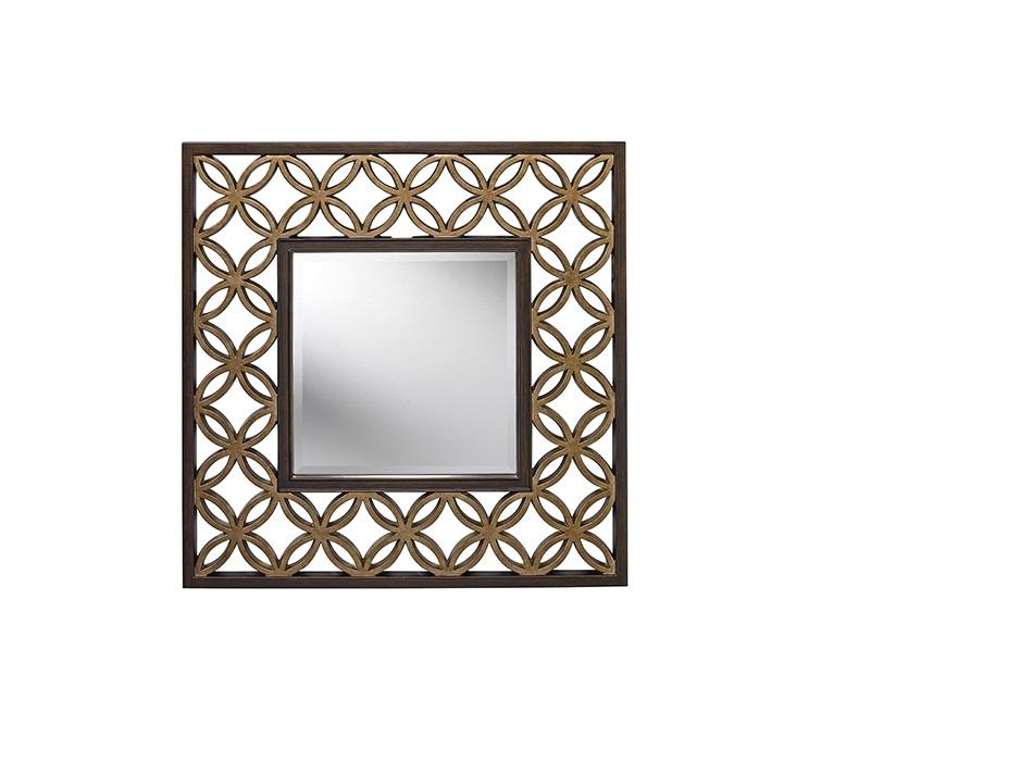 Зеркало FeissНастенные зеркала<br>Цвет: традиционная бронза.<br><br>Material: Металл<br>Ширина см: 94.0<br>Высота см: 94.0