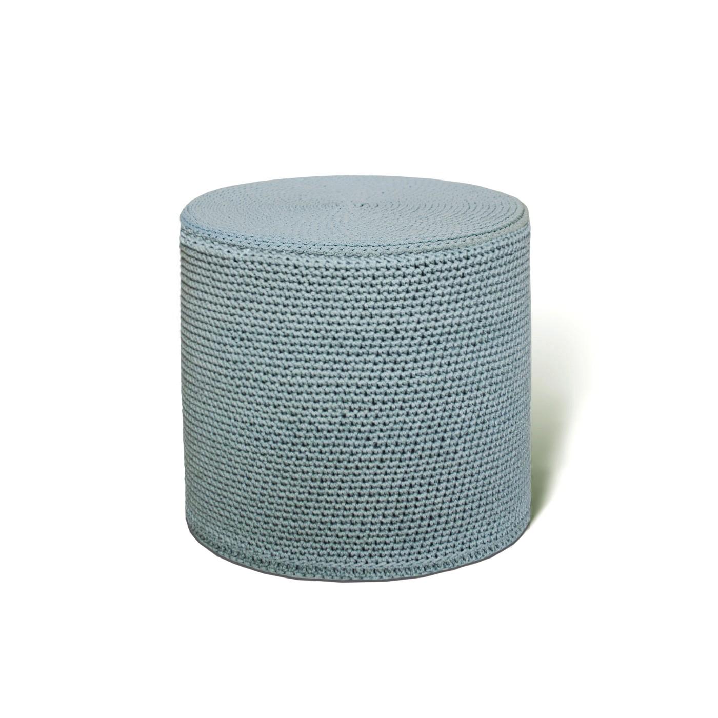 ПуфФорменные пуфы<br>Дизайнерский уникальный пуф ручной работы. Чехол сплетен из льняных веревок цвета полыни, мягкое войлочное дно. Наполнитель — формованный высококачественный ППУ, поэтому такой пуф можно использовать вместо табурета или ставить на него поднос с едой.&amp;lt;div&amp;gt;&amp;lt;br&amp;gt;&amp;lt;/div&amp;gt;&amp;lt;div&amp;gt;Гарантия на форму 5 лет&amp;lt;/div&amp;gt;<br><br>Material: Текстиль<br>Depth см: None<br>Height см: 45<br>Diameter см: 50