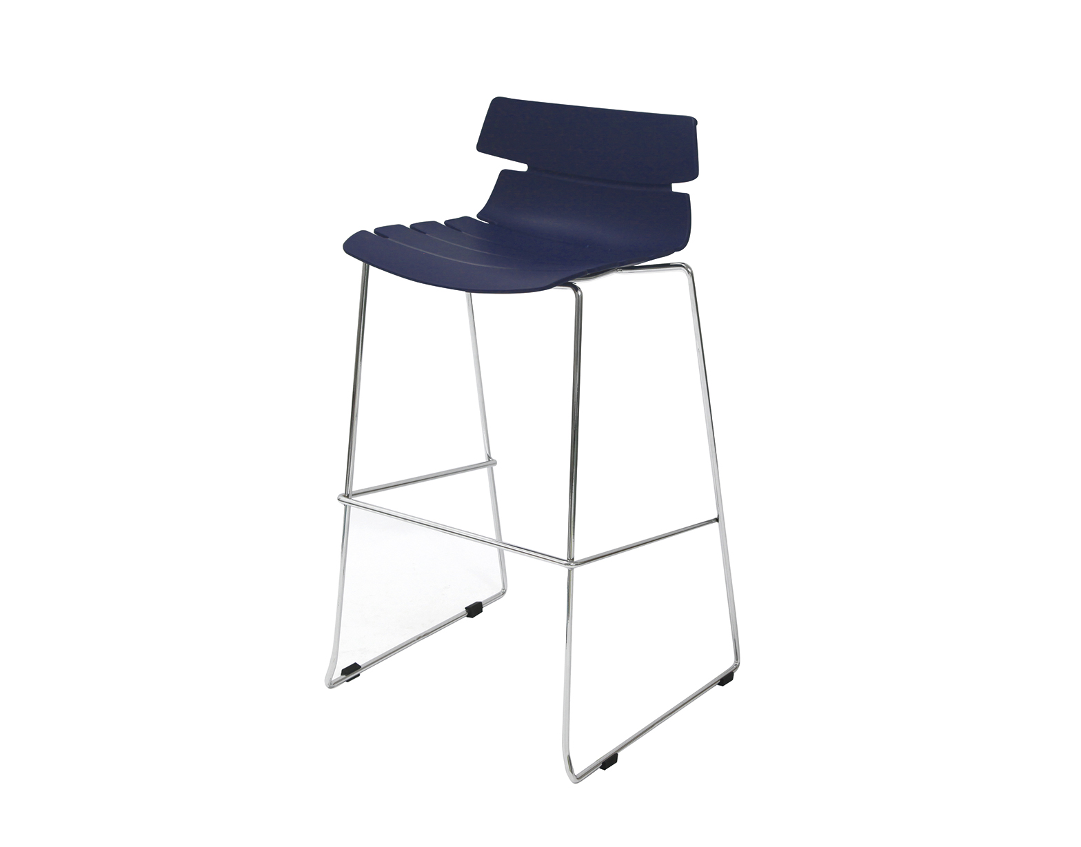 Стул барный CT-602 синийБарные стулья<br><br><br>Material: Пластик<br>Width см: 59<br>Depth см: 50<br>Height см: 97