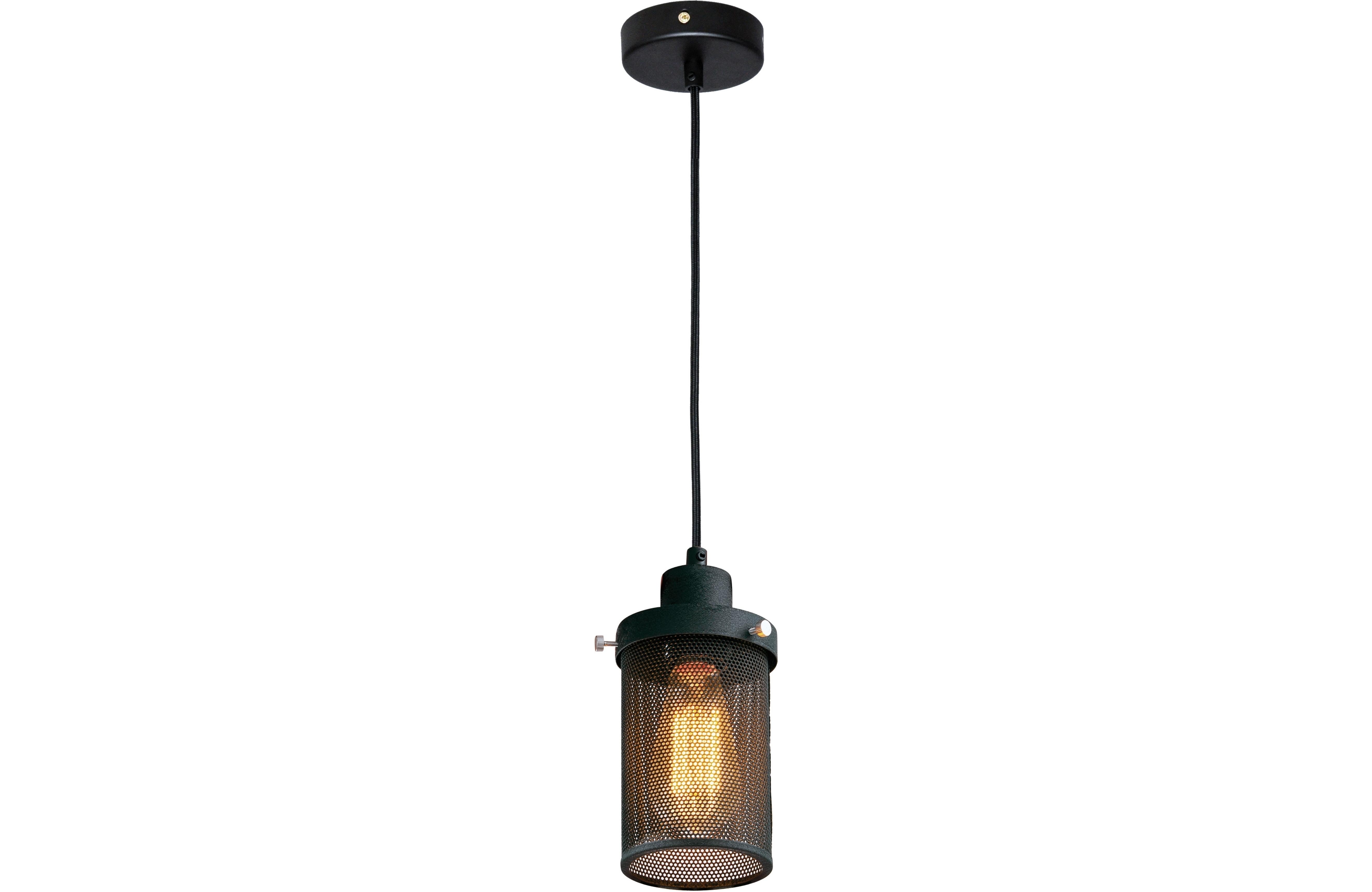 Подвесной светильникПодвесные светильники<br>&amp;lt;div&amp;gt;Цоколь: E27&amp;lt;/div&amp;gt;&amp;lt;div&amp;gt;Мощность ламп: 60W&amp;lt;/div&amp;gt;&amp;lt;div&amp;gt;Количество лампочек: 1&amp;lt;/div&amp;gt;<br><br>Material: Металл<br>Width см: None<br>Height см: 120<br>Diameter см: 11