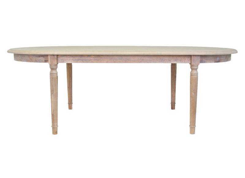 Стол TeviОбеденные столы<br>Большой обеденный стол Tevi позволяет комфортабельно разместить большое количество гостей. Стол изготовлен в классическом стиле, c изящно оформленными резными ножками. Ручная работа мастеров не оставит вас и ваших гостей равнодушными.&amp;amp;nbsp;&amp;lt;div&amp;gt;&amp;lt;br&amp;gt;&amp;lt;/div&amp;gt;&amp;lt;div&amp;gt;&amp;lt;span style=&amp;quot;line-height: 24.9999px;&amp;quot;&amp;gt;Материал: массив дуба, МДФ&amp;lt;/span&amp;gt;&amp;lt;br&amp;gt;&amp;lt;/div&amp;gt;<br><br>Material: Дуб<br>Width см: 183<br>Depth см: 120<br>Height см: 78