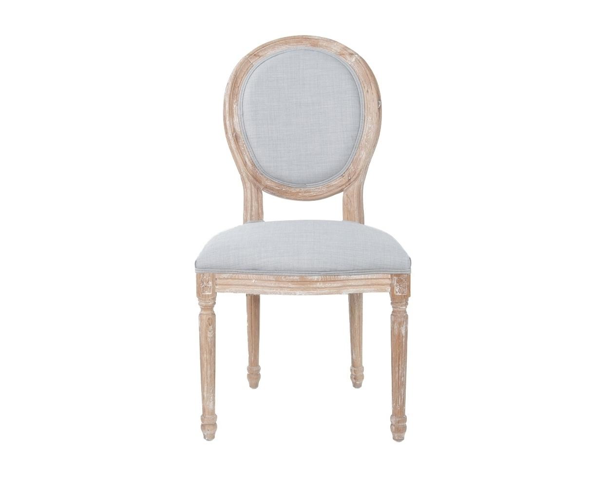 Стул MiroОбеденные стулья<br>Стул Miro выполнен в элегантном классическом стиле с изящной спинкой, но не так серьезен благодаря своей изюминке - яркой расцветке. Яркий и одновременно изысканный стул.&amp;lt;div&amp;gt;Cветло-серый с небольшим оттенком синевы&amp;lt;br&amp;gt;&amp;lt;/div&amp;gt;&amp;lt;div&amp;gt;&amp;lt;br&amp;gt;&amp;lt;/div&amp;gt;&amp;lt;div&amp;gt;Материал: Лен, Массив дуба.&amp;amp;nbsp;&amp;lt;/div&amp;gt;<br><br>Material: Дуб<br>Ширина см: 50<br>Высота см: 98<br>Глубина см: 56