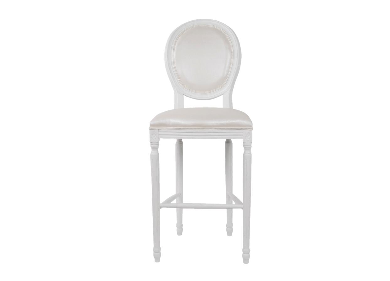 Барный стул Filon whiteБарные стулья<br>Высокий барный стул Filon выполнен из экологически чистого массива древесины высокого качества. Обивка сидения и обтекаемой невысокой спинки - экокожа. Этот стильный стул украсит не только интерьер внутри дома, но и отлично подойдет для кафе, баров и ресторанов.&amp;lt;div&amp;gt;&amp;lt;br&amp;gt;&amp;lt;/div&amp;gt;&amp;lt;div&amp;gt;Материал Эко-кожа, Массив дуба.&amp;lt;/div&amp;gt;<br><br>Material: Дуб<br>Width см: 50<br>Depth см: 58<br>Height см: 122