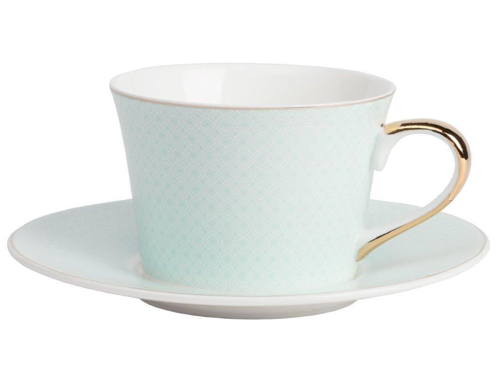 Чайная пара BonitaЧайные пары, чашки и кружки<br><br><br>Material: Фарфор<br>Height см: 6<br>Diameter см: 9