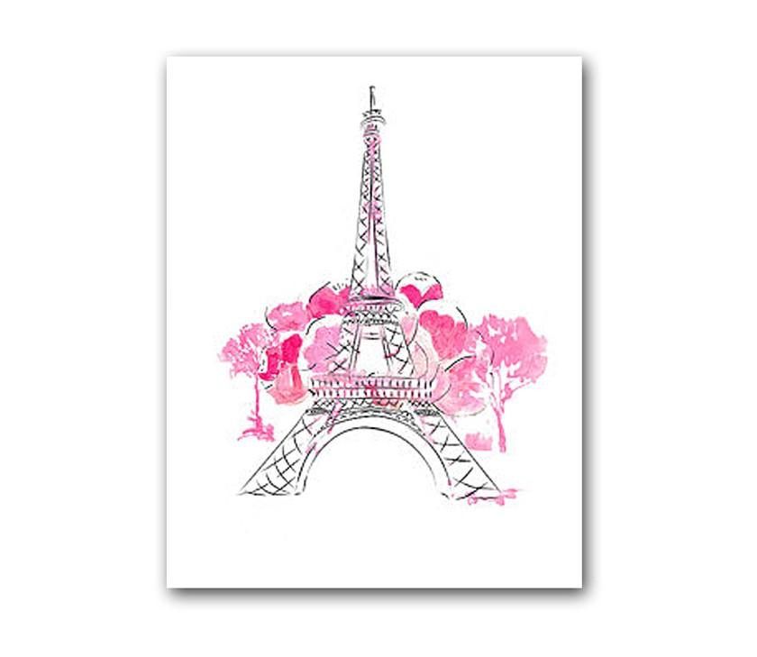 """Постер """"Paris"""""""