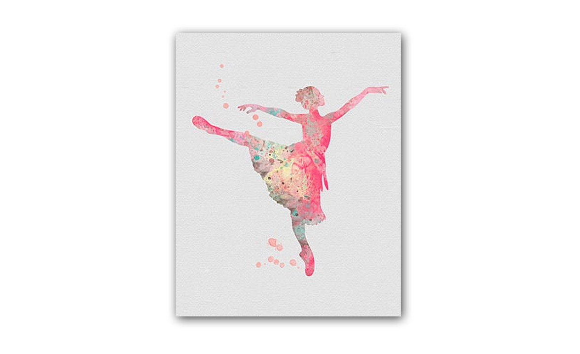 Постер Балерина IIПостеры<br>Рамки на выбор белого, черного, серебряного, золотого цветов.<br><br>Material: Бумага<br>Length см: None<br>Width см: 30<br>Height см: 40