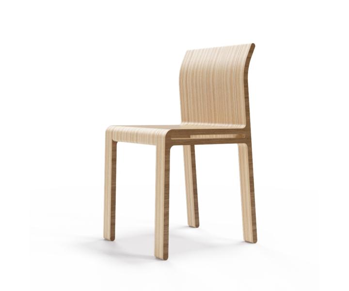 Стул M?nster?sОбеденные стулья<br>Простота и основательность. Отделка шпоном ореха. Сборка не требуется.<br><br>Material: Фанера<br>Width см: 40<br>Depth см: 46<br>Height см: 82
