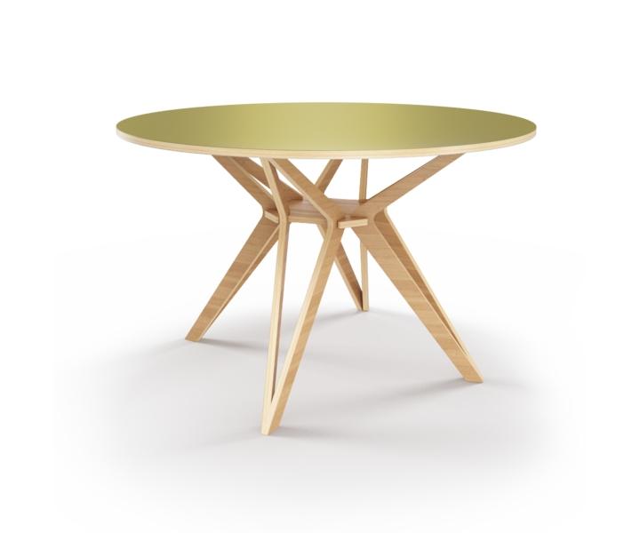 Стол HagforsОбеденные столы<br>&amp;lt;div&amp;gt;Hagfors – это стол, необычный дизайн которого создаст изящный акцент в вашем интерьере.&amp;amp;nbsp;&amp;lt;/div&amp;gt;&amp;lt;div&amp;gt;Возможен в диаметрах 60, 90, 100, 120 и 148см.&amp;lt;/div&amp;gt;&amp;lt;div&amp;gt;&amp;lt;br&amp;gt;&amp;lt;/div&amp;gt;&amp;lt;div&amp;gt;Отделка шпоном дуба.&amp;lt;/div&amp;gt;<br><br>Material: Фанера<br>Height см: 75<br>Diameter см: 120