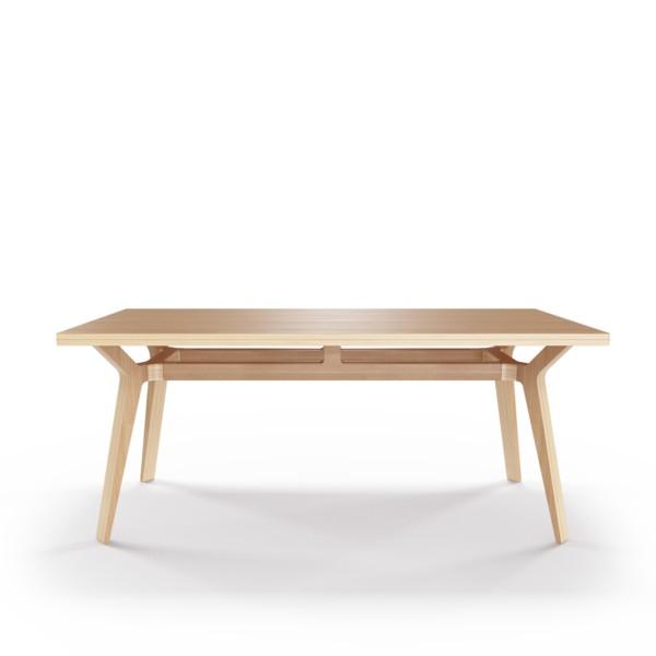 Cтол Bor?sОбеденные столы<br>Стол Bor?s — прочная конструкция, которая станет связующим звеном совместного времяпрепровождения. Отделка шпоном дуба. Сборка не требуется.<br><br>Material: Фанера<br>Ширина см: 180<br>Высота см: 75<br>Глубина см: 80