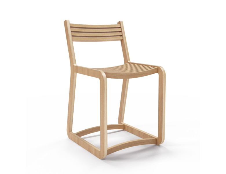 Cтул DegerforsОбеденные стулья<br>Линейка стульев и табуретов Degerfors  подойдет и для столовой, и для бара. Отделка шпоном дуба. Сборка не требуется.<br><br>Material: Фанера<br>Ширина см: 41.0<br>Высота см: 74.0<br>Глубина см: 50.0