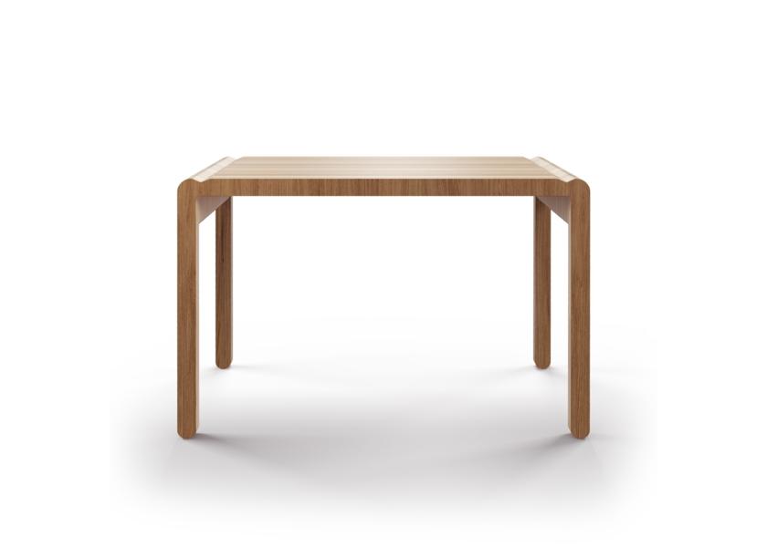 Стол M?nster?s rundaОбеденные столы<br>Скандинавский дизайн с его любовью к простоте и дереву. Отделка шпоном ореха. Сборка не требуется. Данный стол производится в 5 размерах.<br><br>Material: Фанера<br>Ширина см: 110.0<br>Высота см: 75.0<br>Глубина см: 60.0