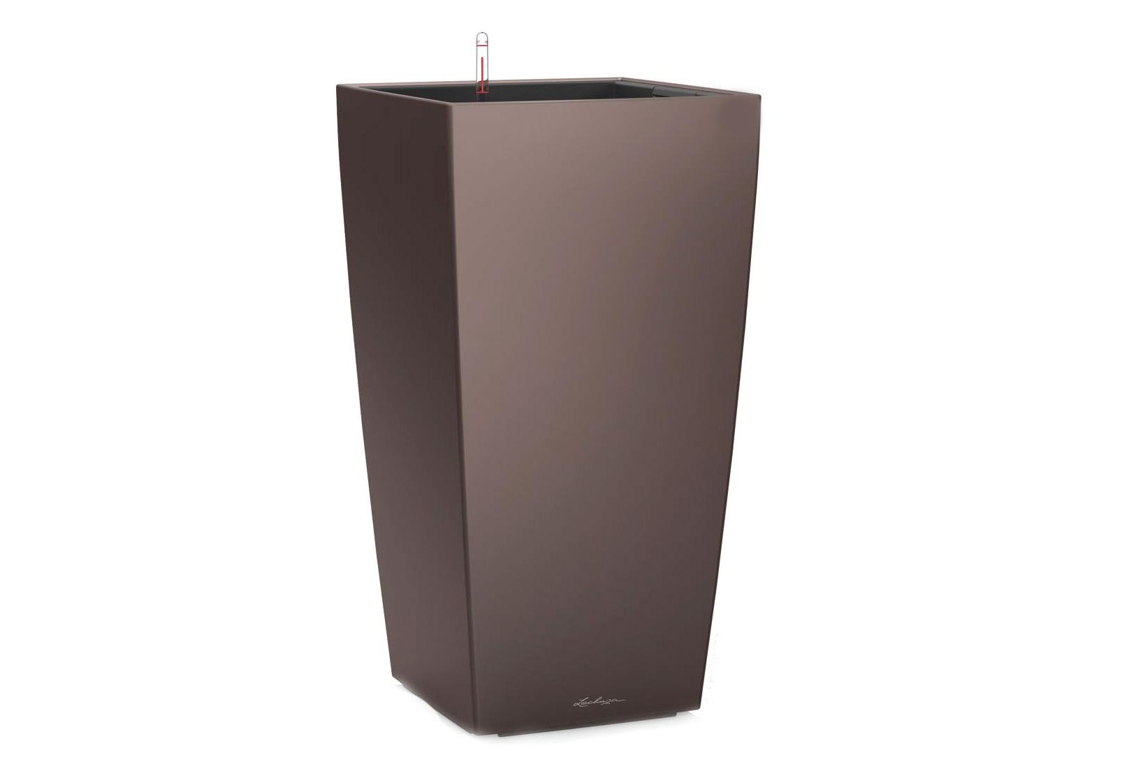 Кашпо с системой полива КубикоКашпо<br><br><br>Material: Пластик<br>Width см: 50<br>Depth см: 50<br>Height см: 95