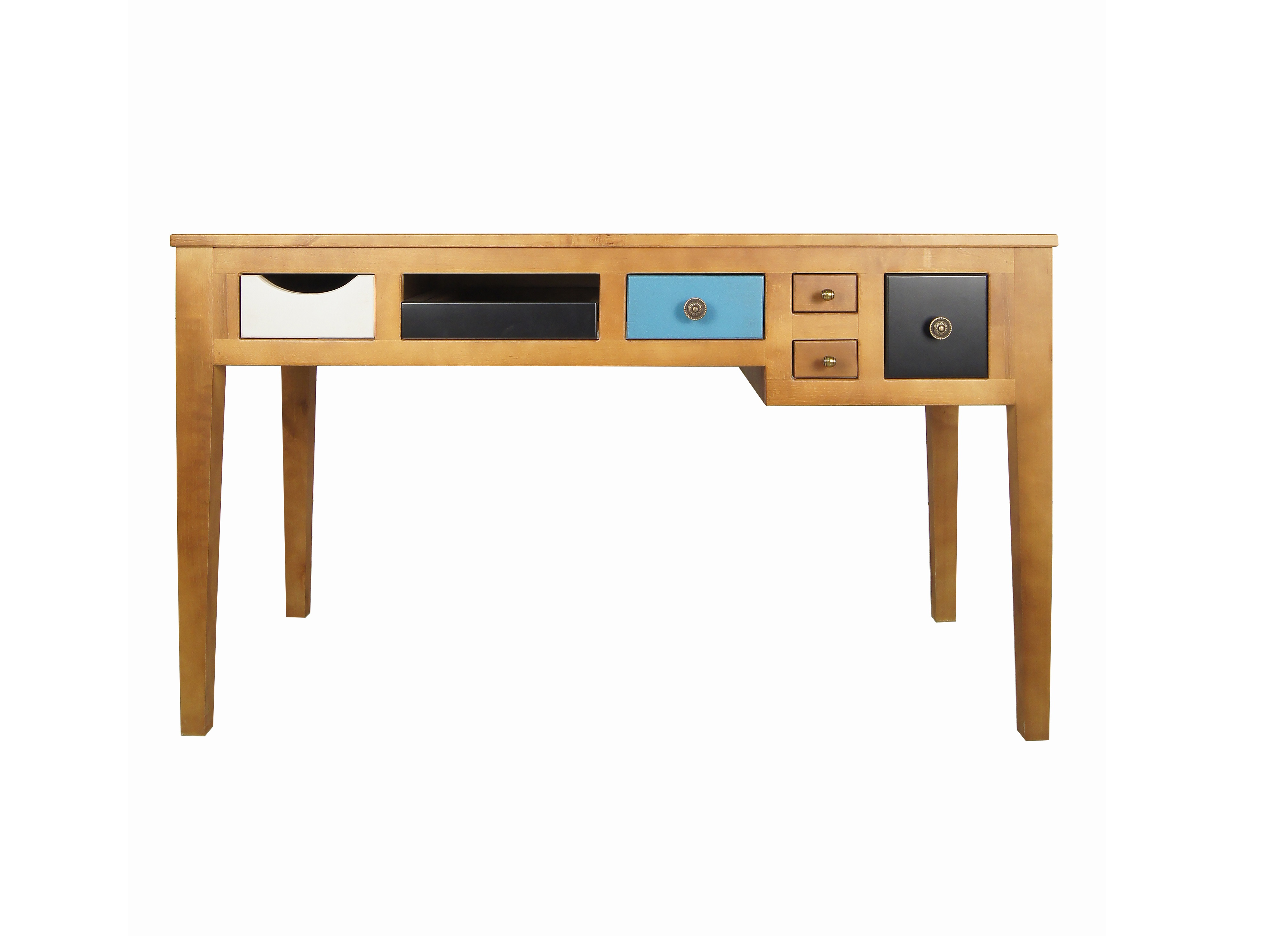 Рабочий стол Aquarelle BirchПисьменные столы<br><br><br>Material: Береза<br>Ширина см: 135<br>Высота см: 75<br>Глубина см: 60