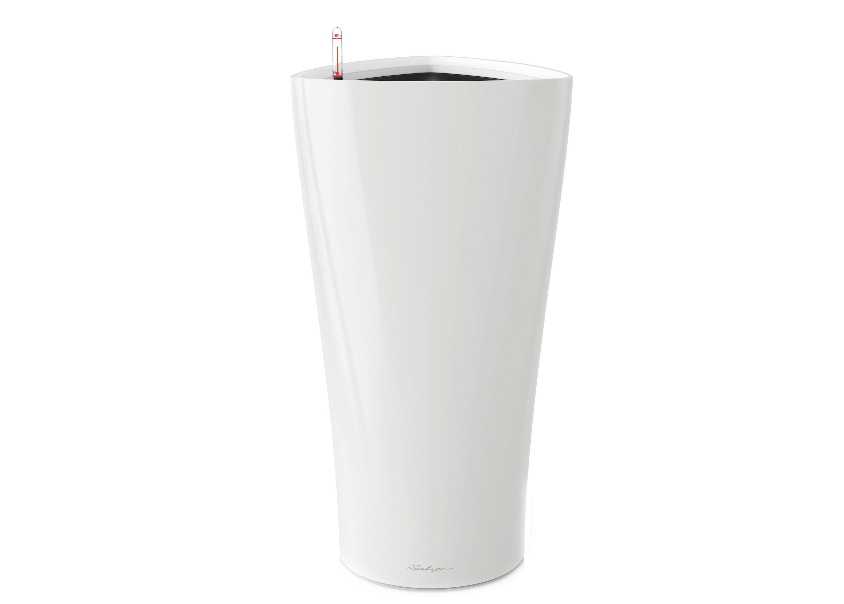 Кашпо с системой полива ДельтаКашпо<br><br><br>Material: Пластик<br>Width см: 40<br>Depth см: 40<br>Height см: 75