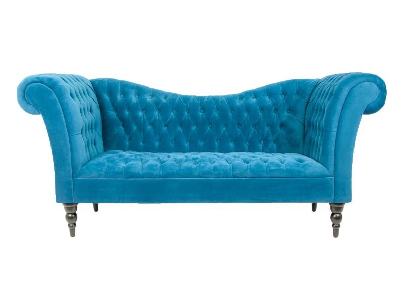 Диван LinaТрехместные диваны<br>Диван Lina - элегантная модель, которая привлечет внимание любого. Он установлен на фигурных ножках, отделан локотниками-валиками и обшит каретной стяжкой. Мебельные гвозди украшают фасадную часть дивана. Диван прекрасно впишется в классический или современный дизайн интерьера гостиной.<br><br>Material: Текстиль<br>Ширина см: 191<br>Высота см: 66<br>Глубина см: 71