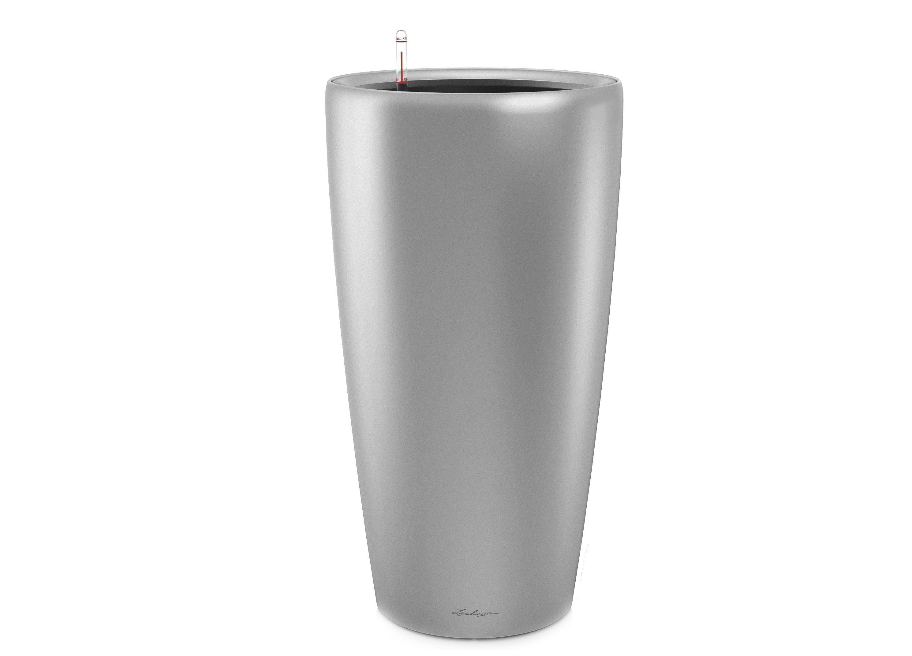 Кашпо с системой полива РондоКашпо и аксессуары для цветов<br><br><br>Material: Пластик<br>Height см: 75<br>Diameter см: 40