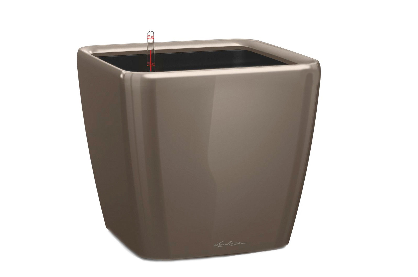 Кашпо с системой полива Квадро LSКашпо<br>Кашпо со съемным горшком.<br><br>Material: Пластик<br>Width см: 50<br>Depth см: 50<br>Height см: 47<br>Diameter см: None
