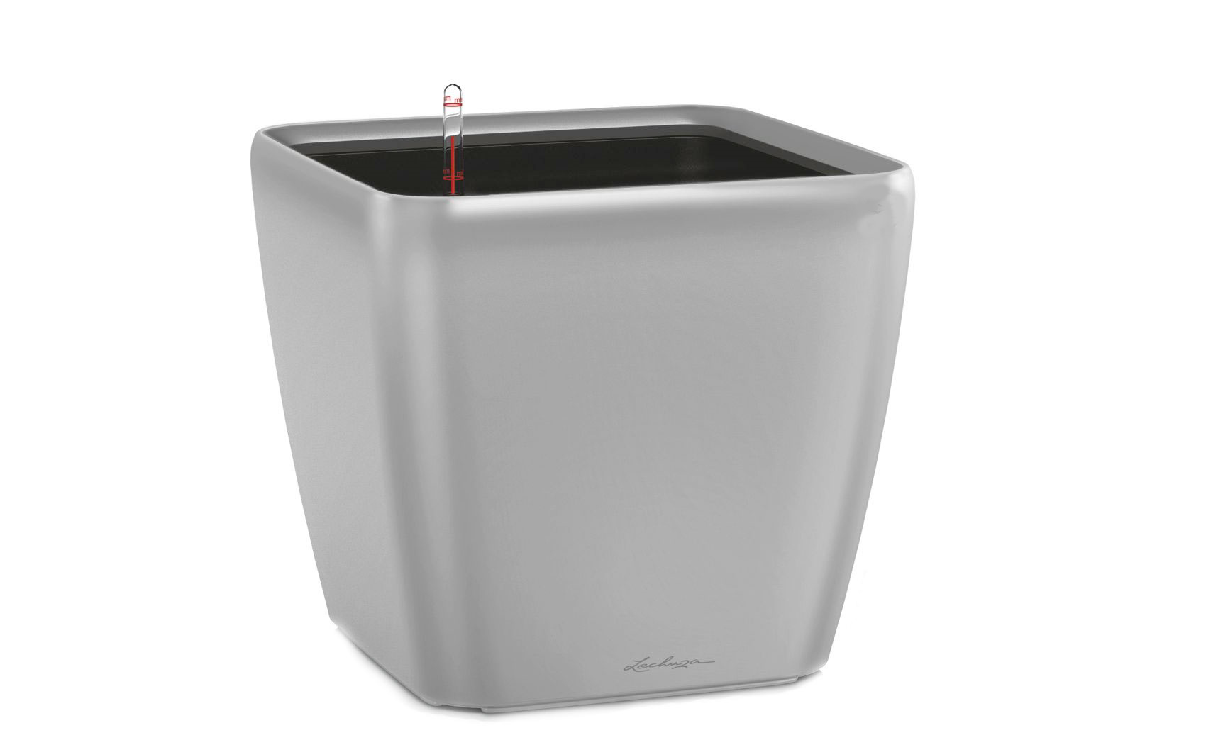 Кашпо с системой полива Квадро LSКашпо и аксессуары для цветов<br>Кашпо со съемным горшком.<br><br>Material: Пластик<br>Ширина см: 33<br>Высота см: 35<br>Глубина см: 33