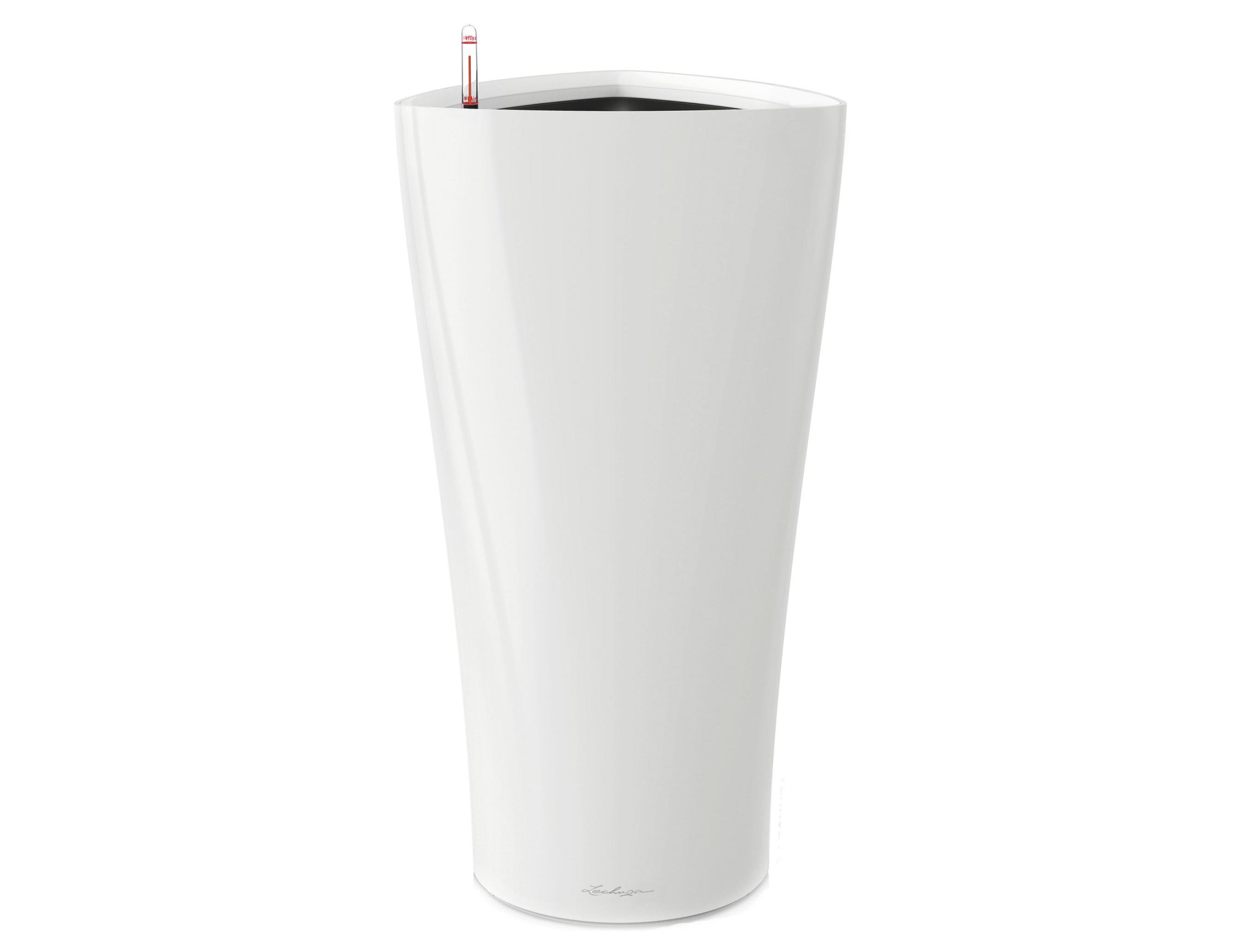 Кашпо с системой полива ДельтаКашпо<br><br><br>Material: Пластик<br>Width см: 30<br>Depth см: 30<br>Height см: 56