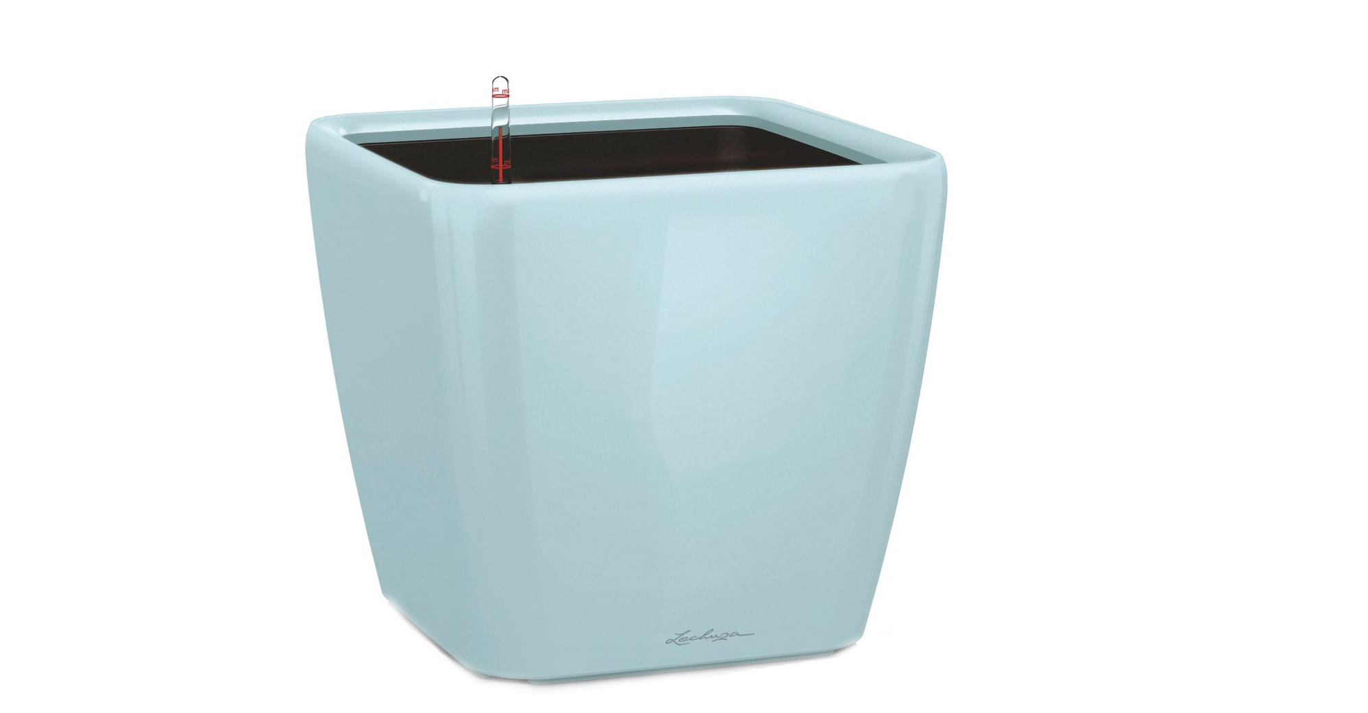 Кашпо с системой полива Квадро LSКашпо<br>Кашпо со съемным горшком..<br><br>Material: Пластик<br>Width см: 22<br>Depth см: 22<br>Height см: 21