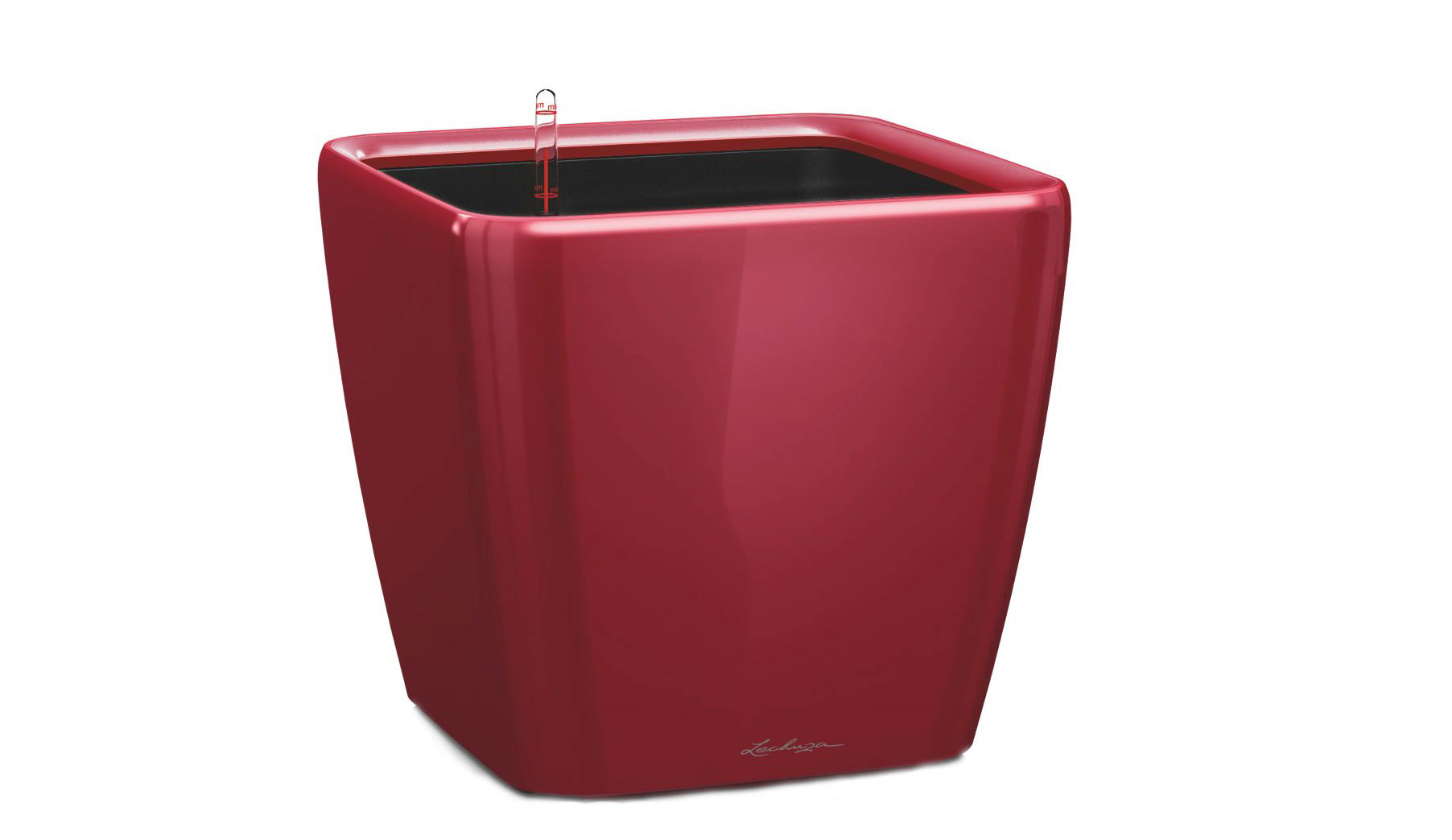 Кашпо с системой полива Квадро LSКашпо<br>Кашпо со съемным горшком.<br><br>Material: Пластик<br>Width см: 22<br>Depth см: 22<br>Height см: 21
