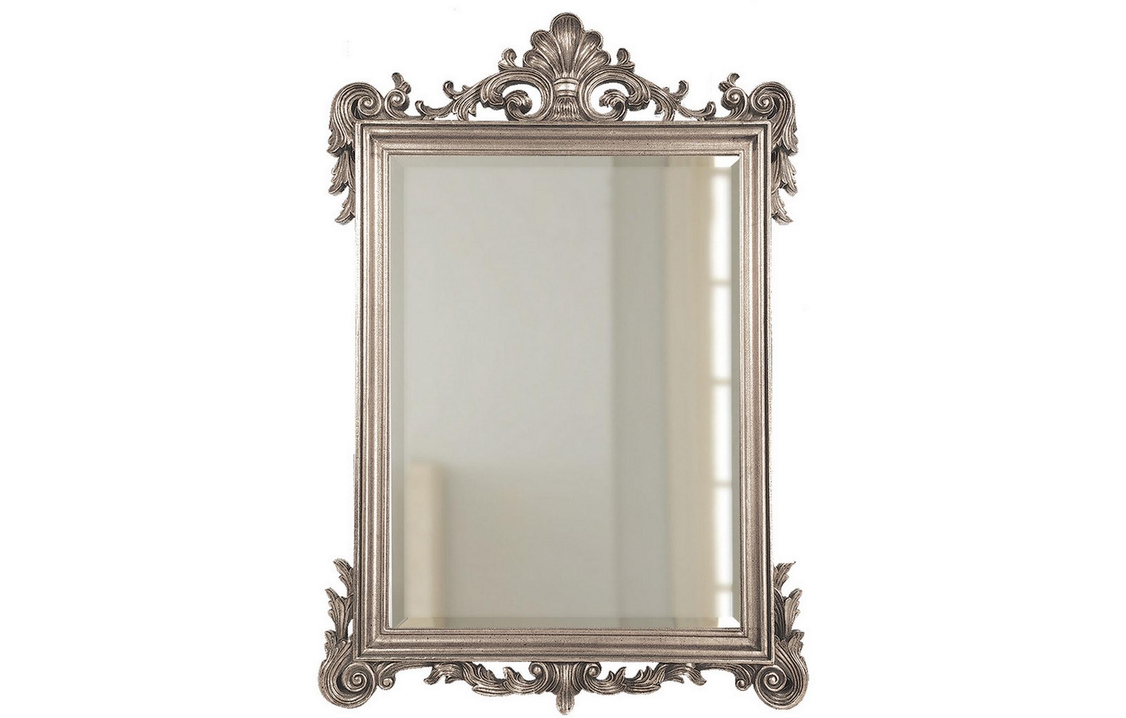 Зеркало МарсельНастенные зеркала<br>Материал: дерево, полиуретан.<br><br>Material: Пластик<br>Width см: 81<br>Depth см: 6<br>Height см: 117