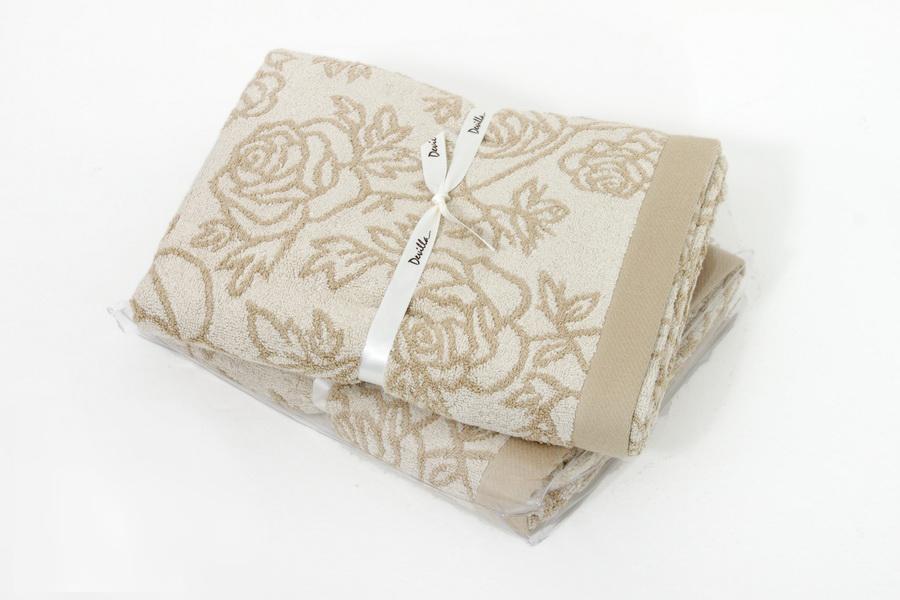 Полотенце ROSEБанные полотенца<br><br><br>Material: Хлопок<br>Length см: 140<br>Width см: 70