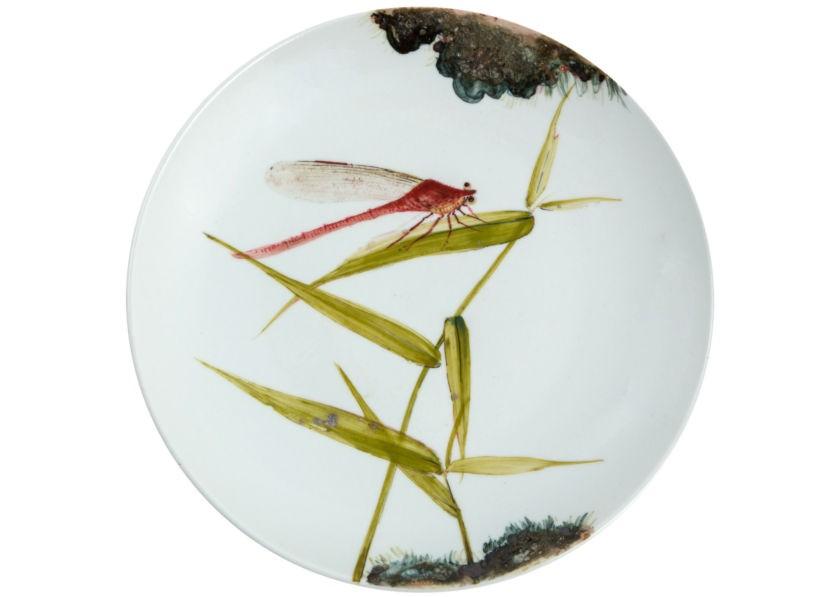 Тарелка декоративнаяДекоративные тарелки<br><br><br>Material: Керамика<br>Depth см: 2<br>Diameter см: 30