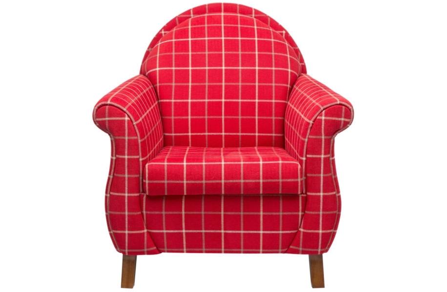 Кресло LilyИнтерьерные кресла<br>Эти консервативные, удобные кресла в стиле ампир непринужденно вольются в классический интерьер. Lily станет гармоничным фоном сдержанному декору, а если вы решите поместить его в яркую эклектику или небрежный лофт – с удовольствием займет центральное место в композиции.<br><br>Material: Текстиль<br>Width см: 91<br>Depth см: 89<br>Height см: 97